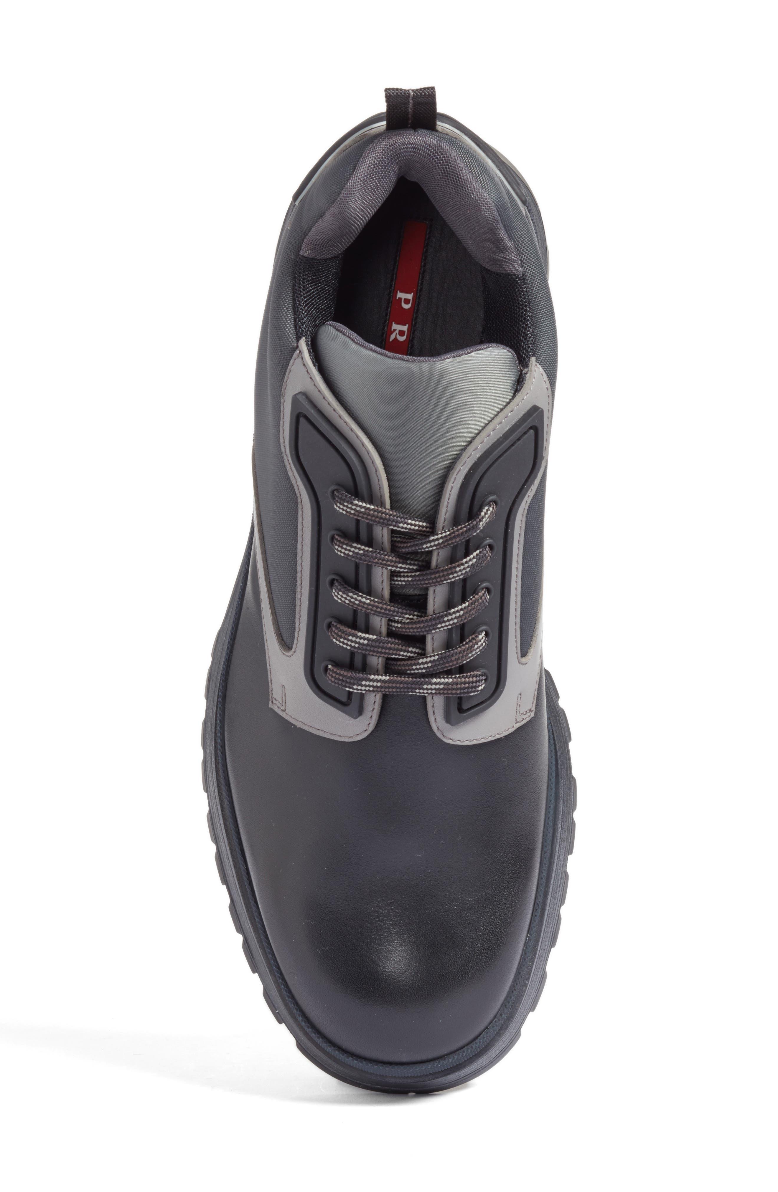 Tech Sneaker Boot,                             Alternate thumbnail 5, color,                             007