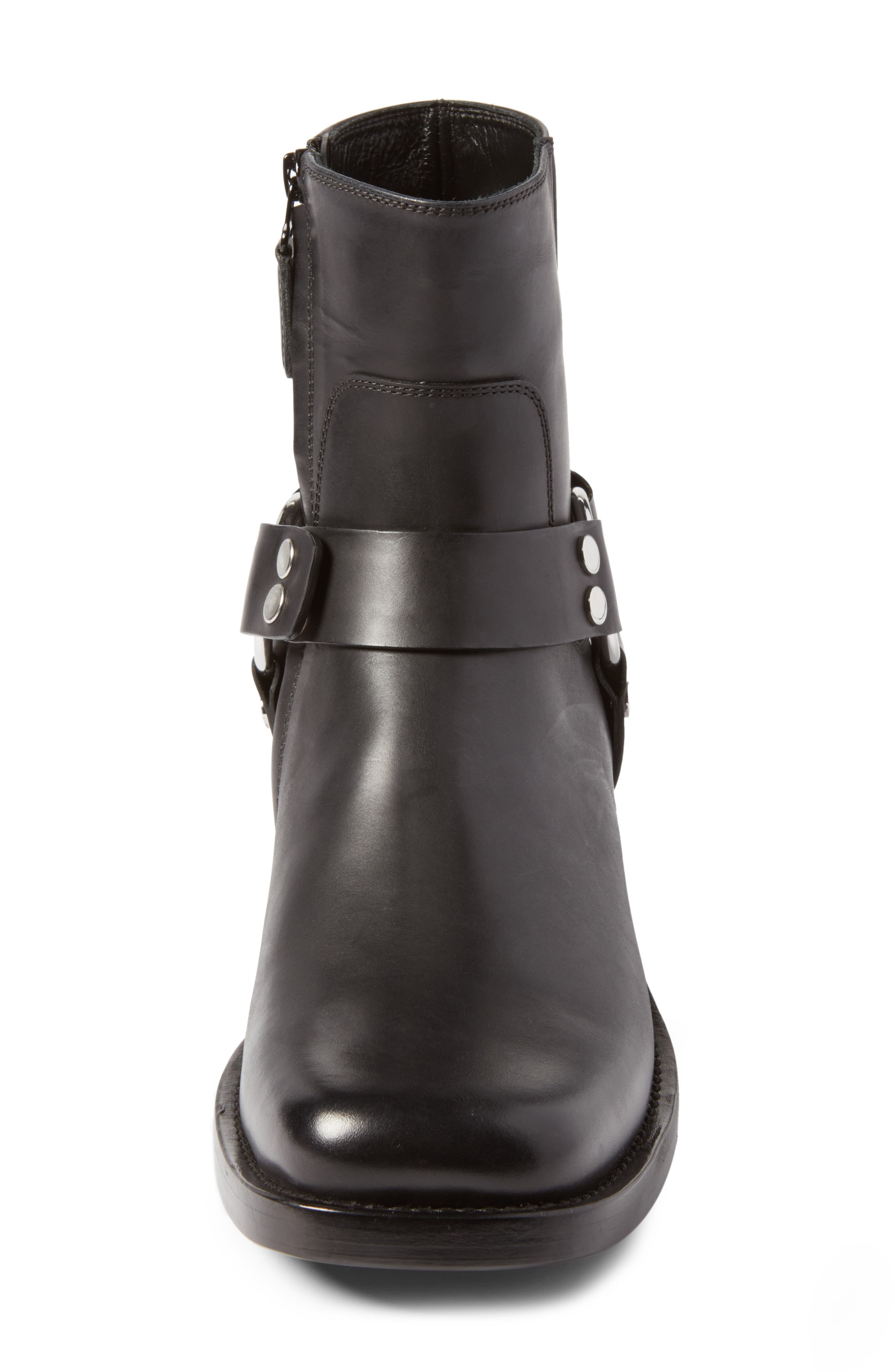 Harness Boot,                             Alternate thumbnail 4, color,                             001