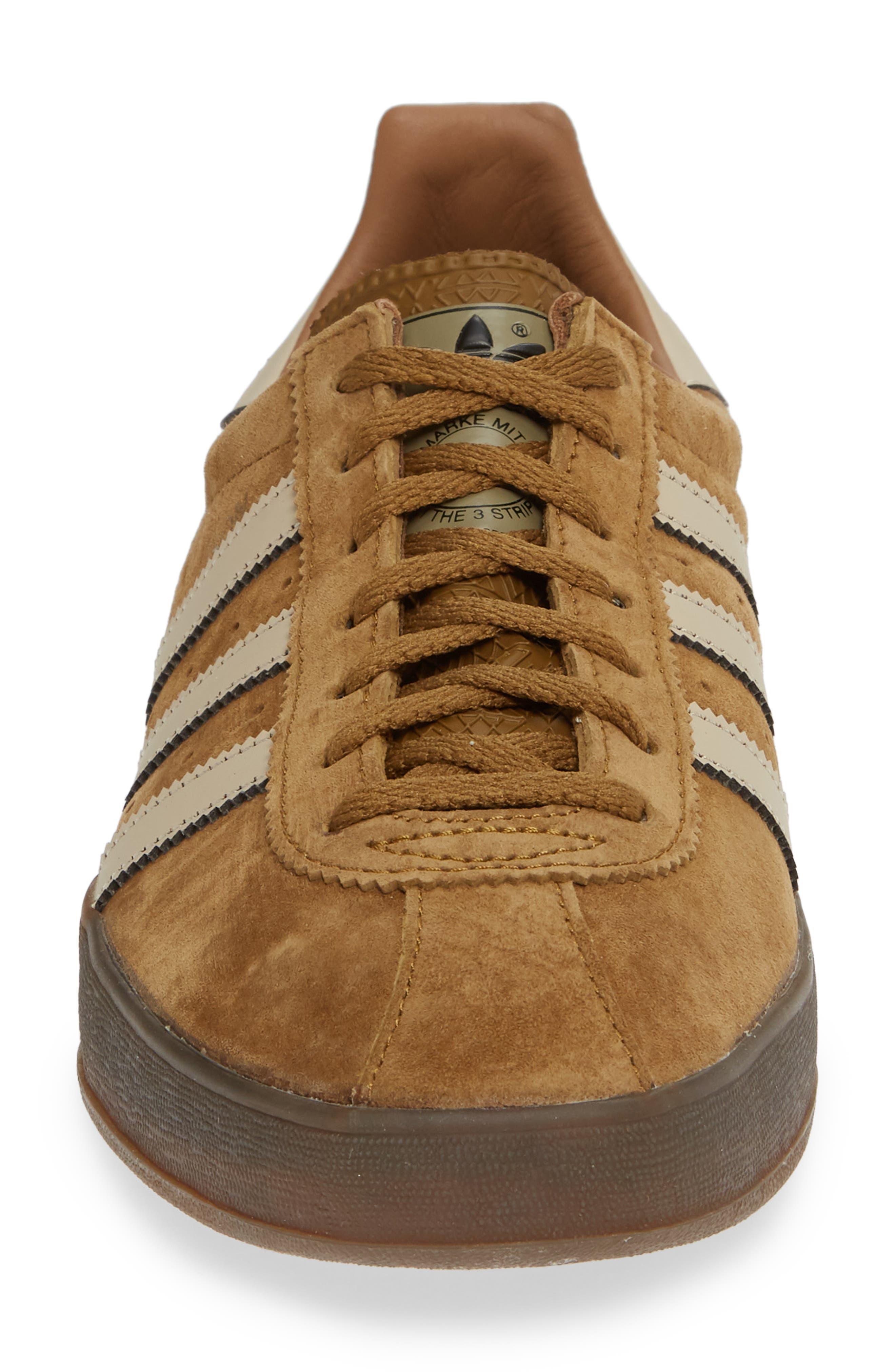 ADIDAS,                             Mallison SPZL Low Top Sneaker,                             Alternate thumbnail 4, color,                             200