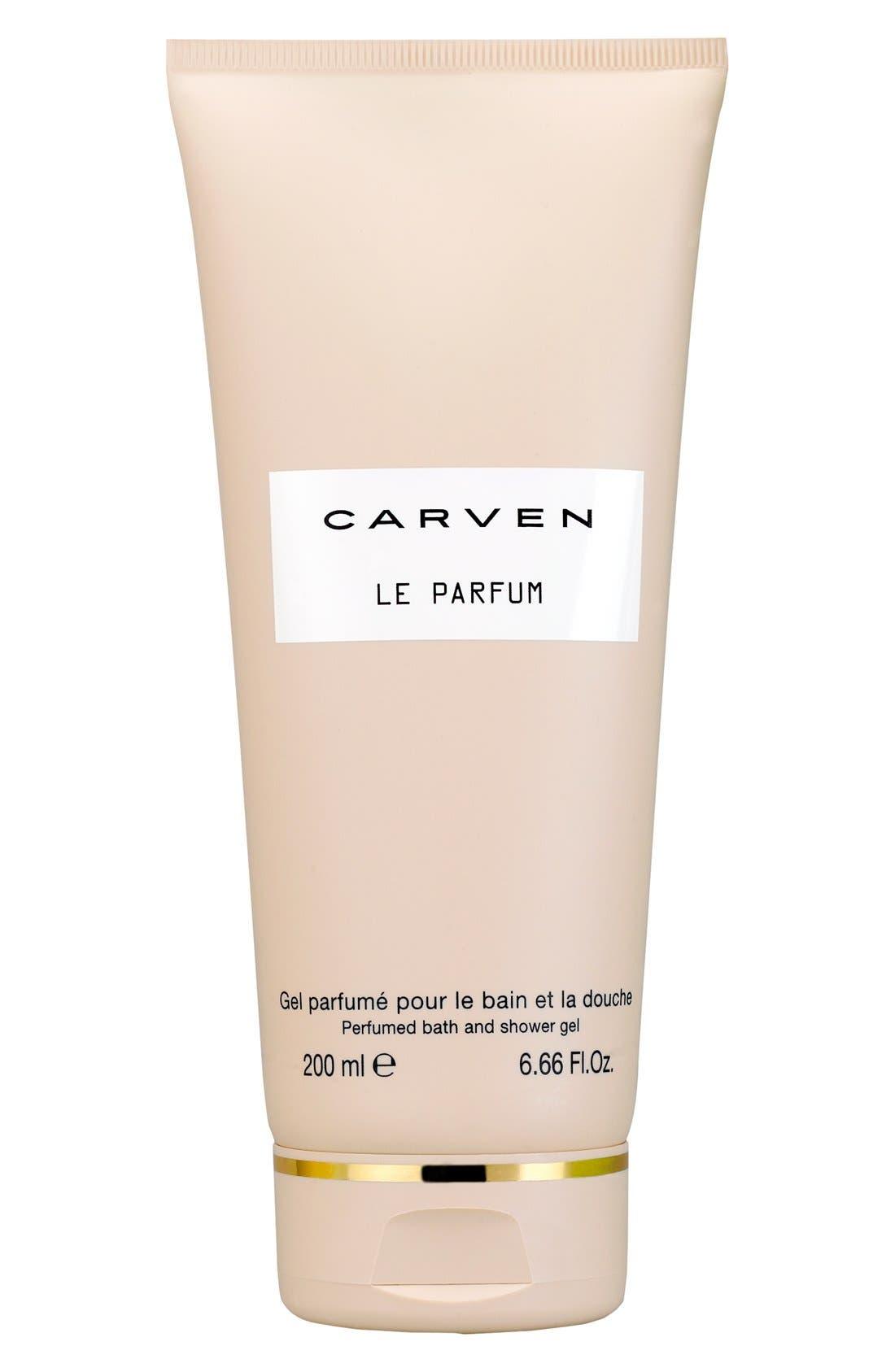 'Le Parfum' Perfumed Bath & Shower Gel,                             Main thumbnail 1, color,                             NO COLOR