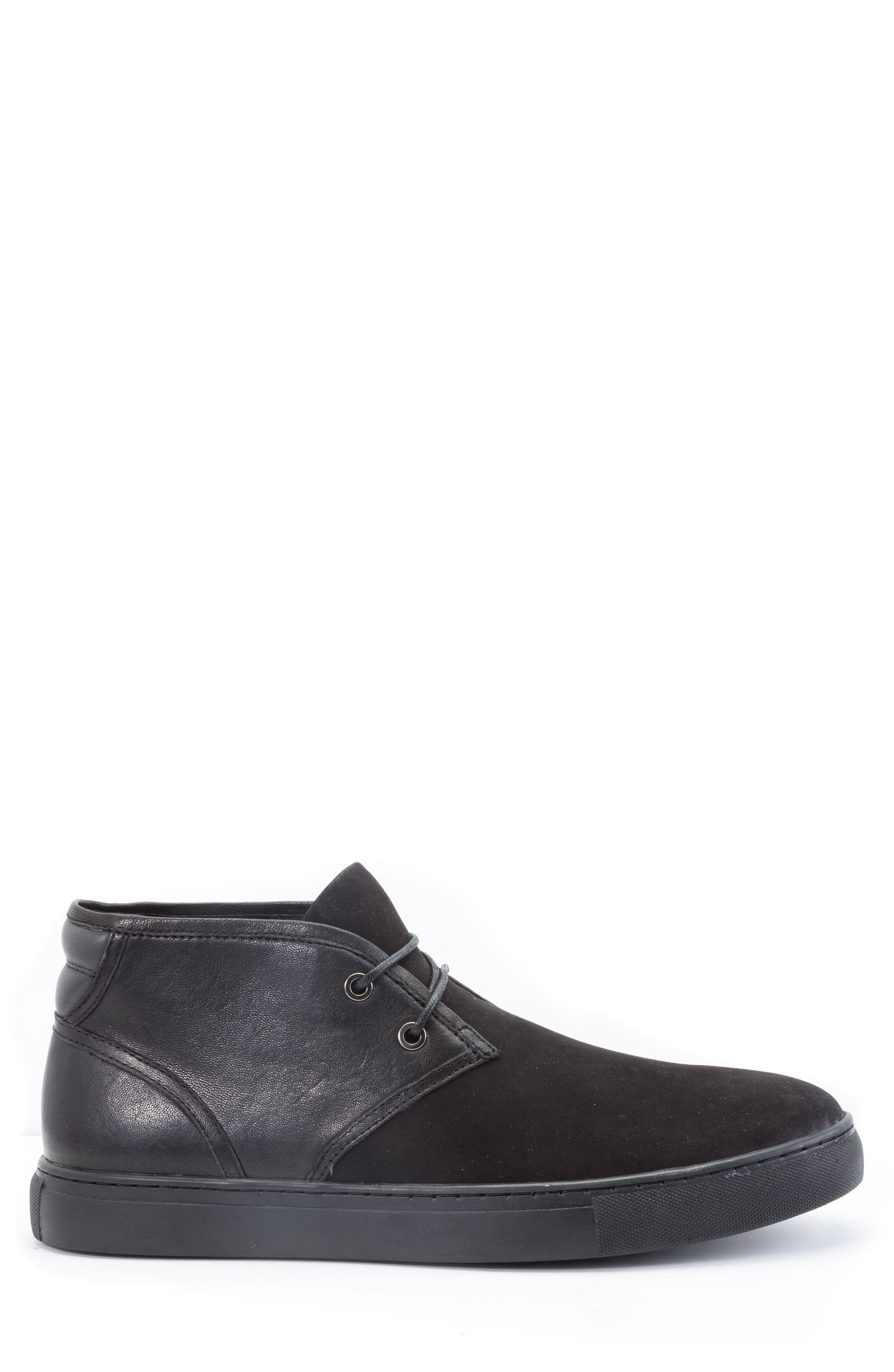 Catlett Chukka Sneaker,                             Alternate thumbnail 3, color,                             001