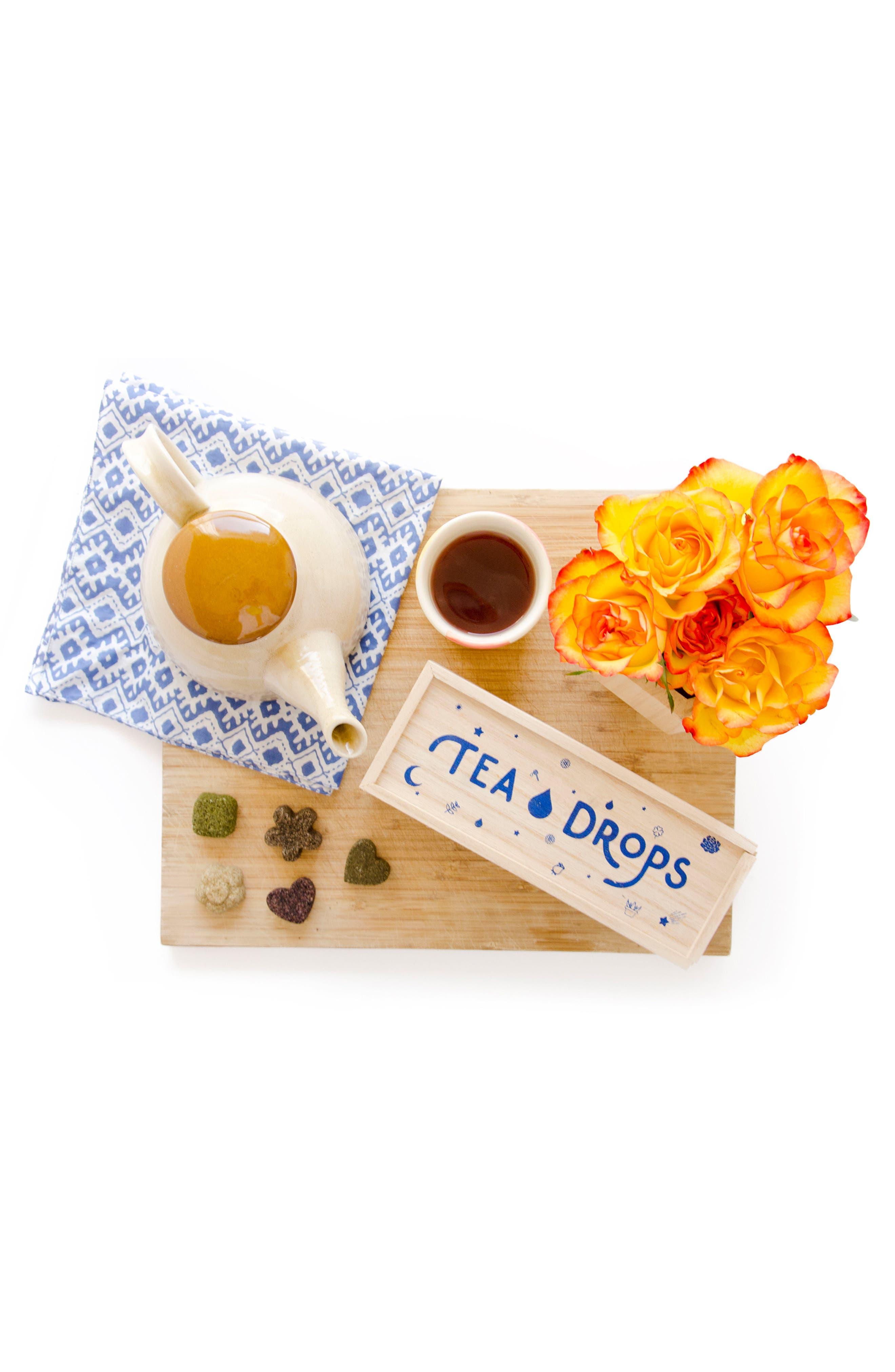 TEA DROPS,                             Large Assortment Box,                             Alternate thumbnail 2, color,                             WOOD/ BROWN