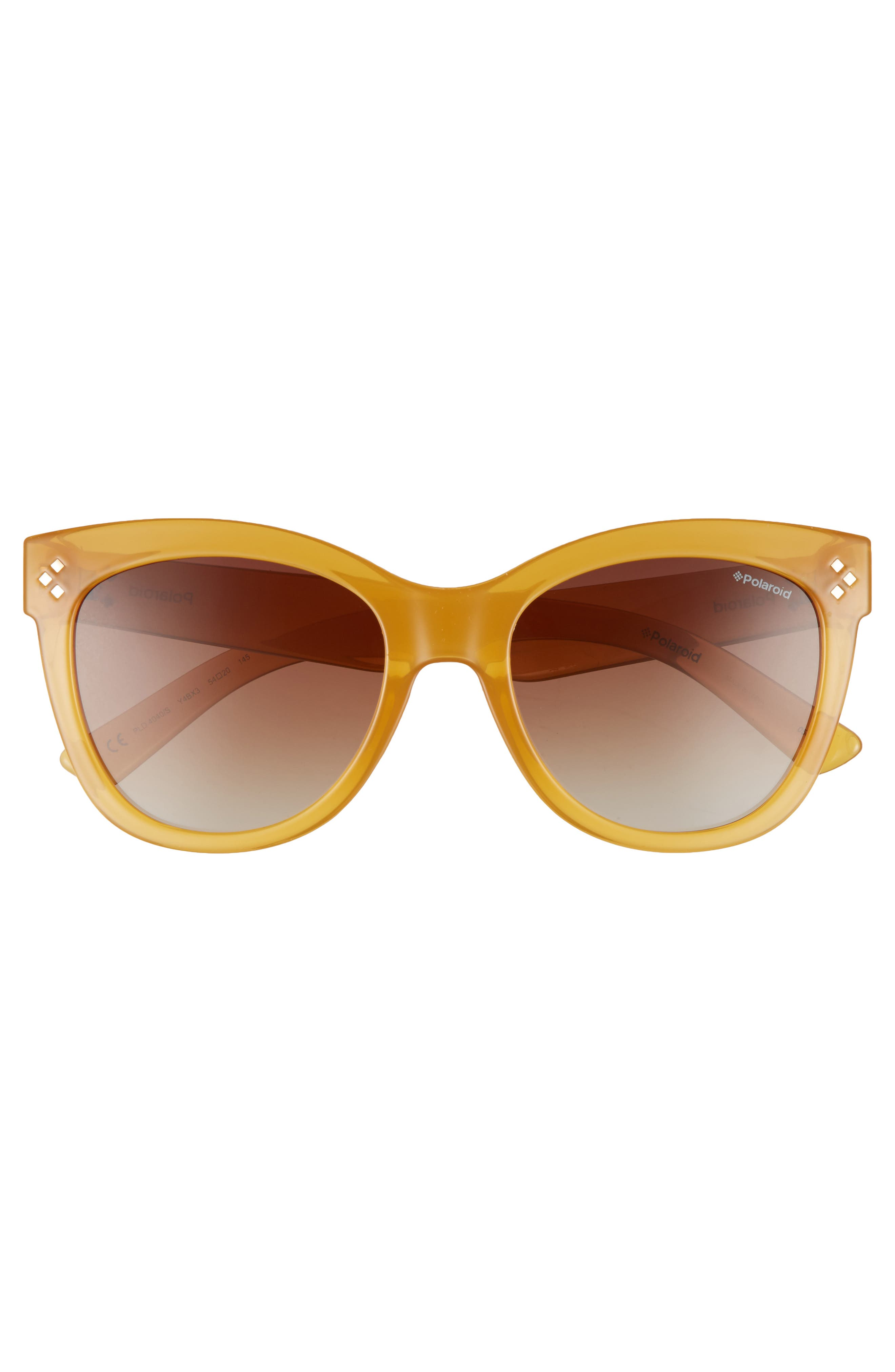 54mm Polarized Sunglasses,                             Alternate thumbnail 3, color,                             700
