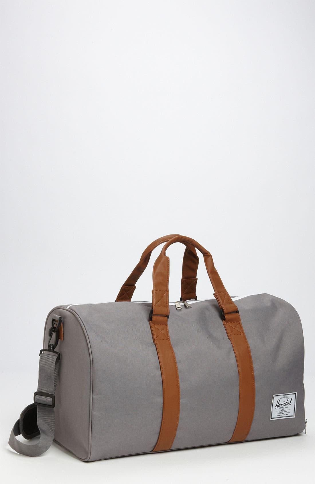 'Novel' Duffel Bag,                             Main thumbnail 12, color,