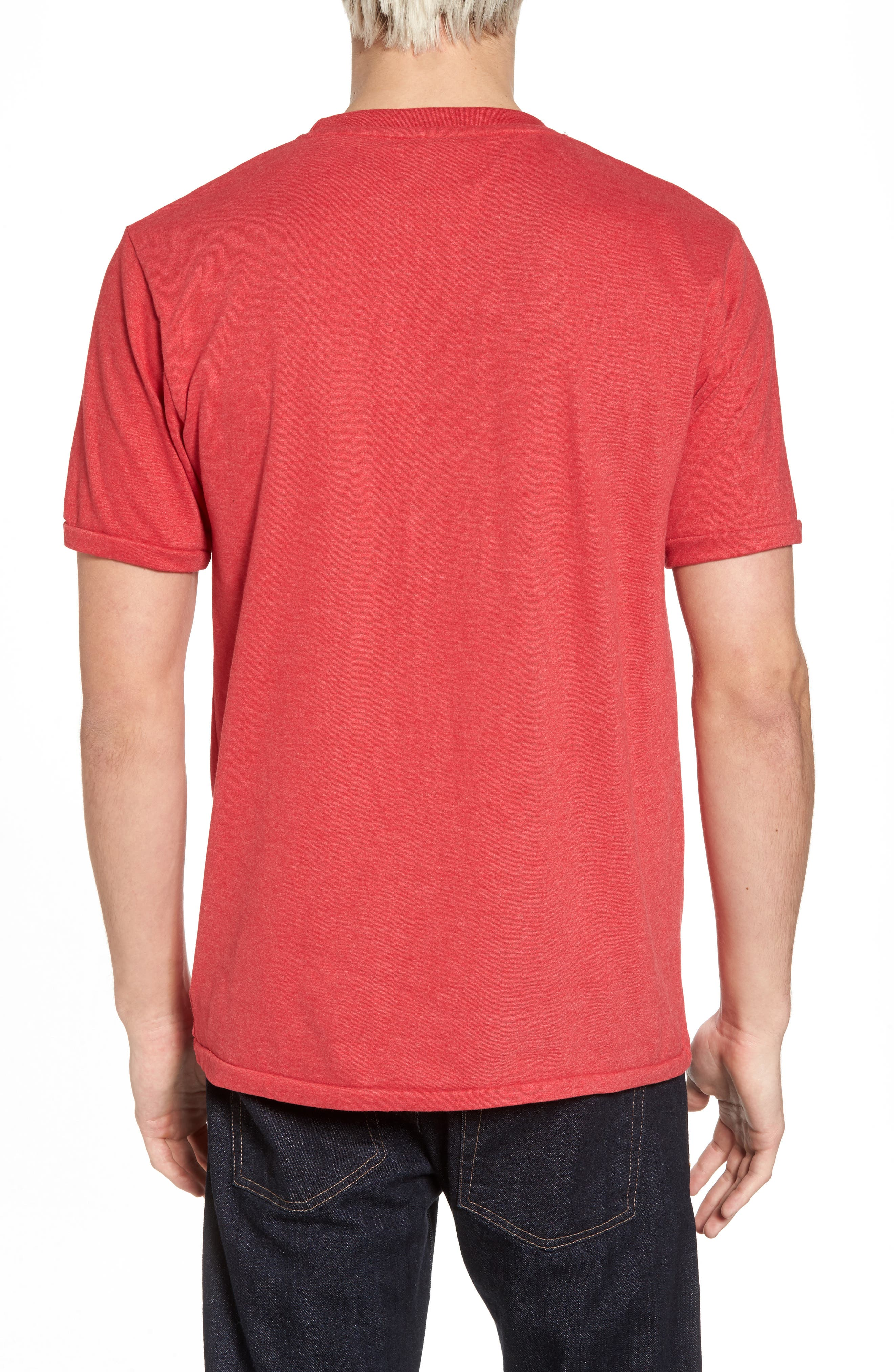 Hillwood Red Wings T-Shirt,                             Alternate thumbnail 2, color,