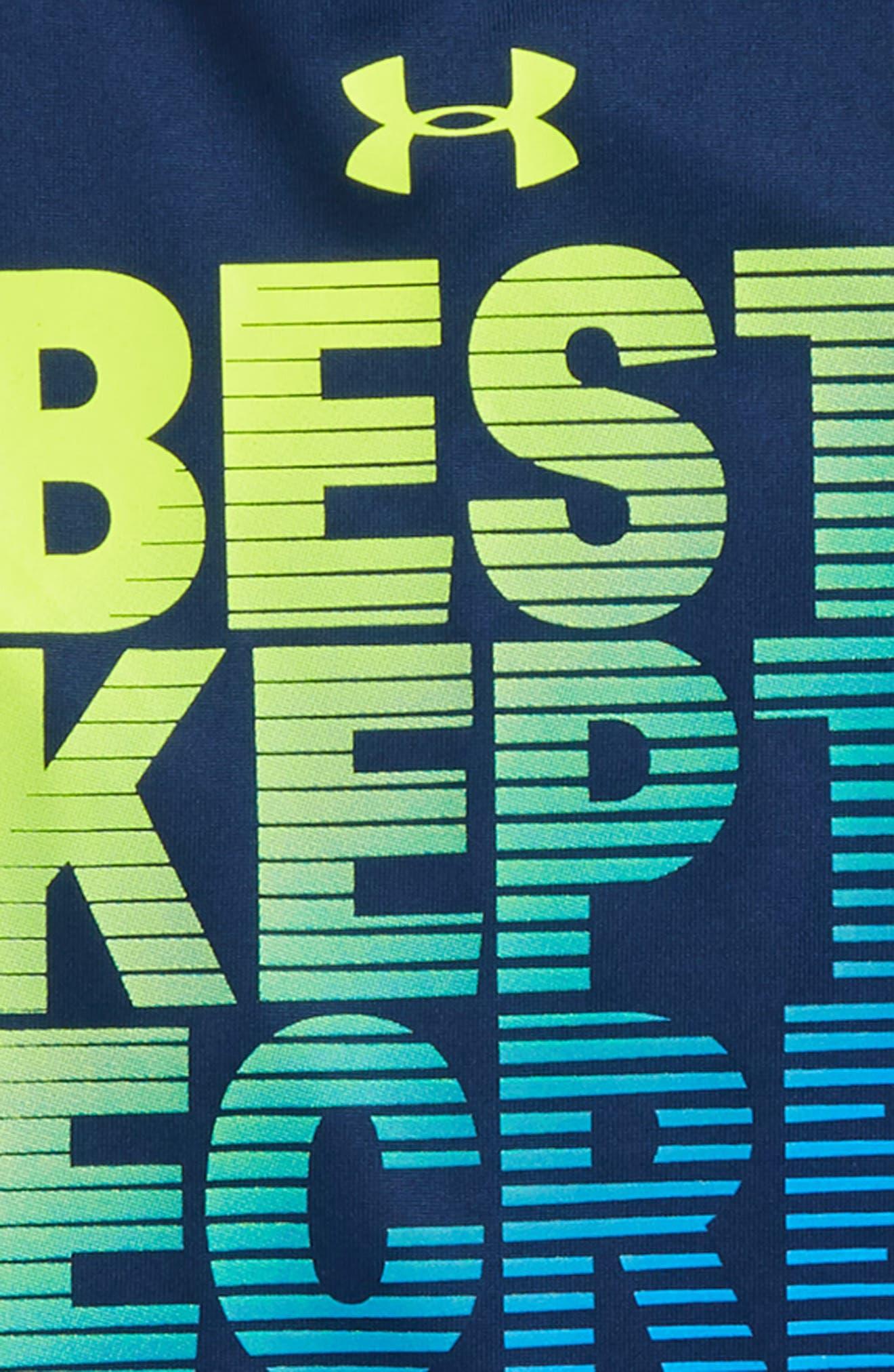 Best Kept Secret HeatGear<sup>®</sup> T-Shirt,                             Alternate thumbnail 2, color,                             410