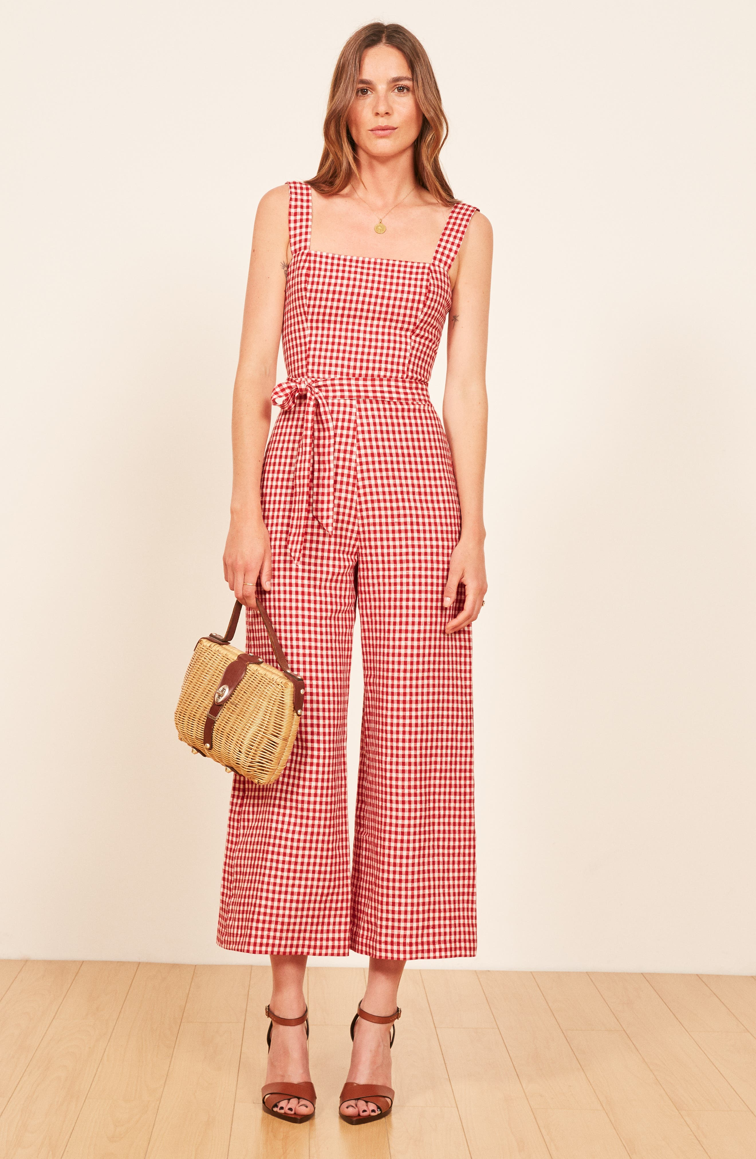 Birch Jumpsuit,                             Alternate thumbnail 2, color,                             MAY CHECK