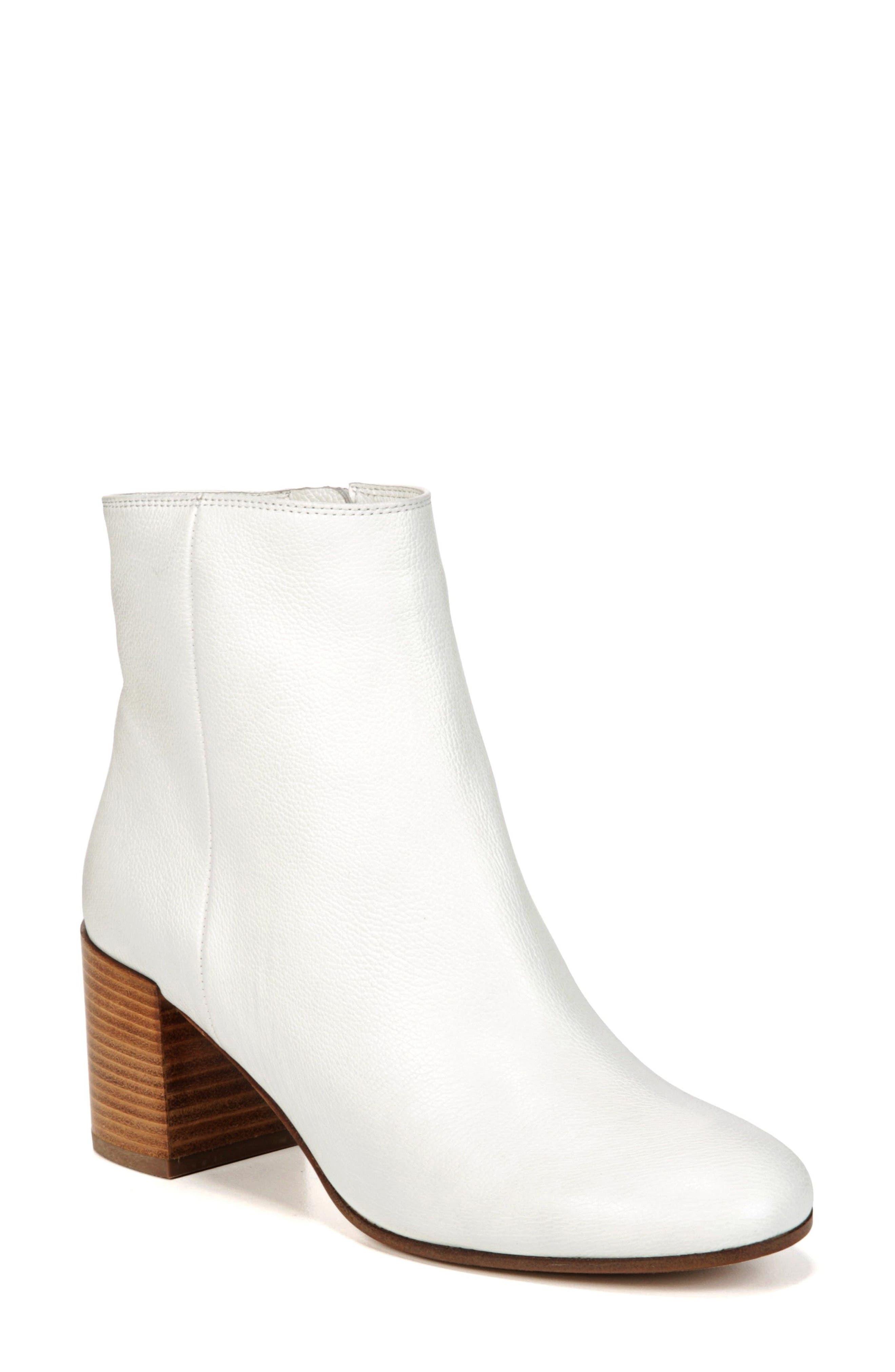 VINCE 'Blakely' Block Heel Bootie, Main, color, 101