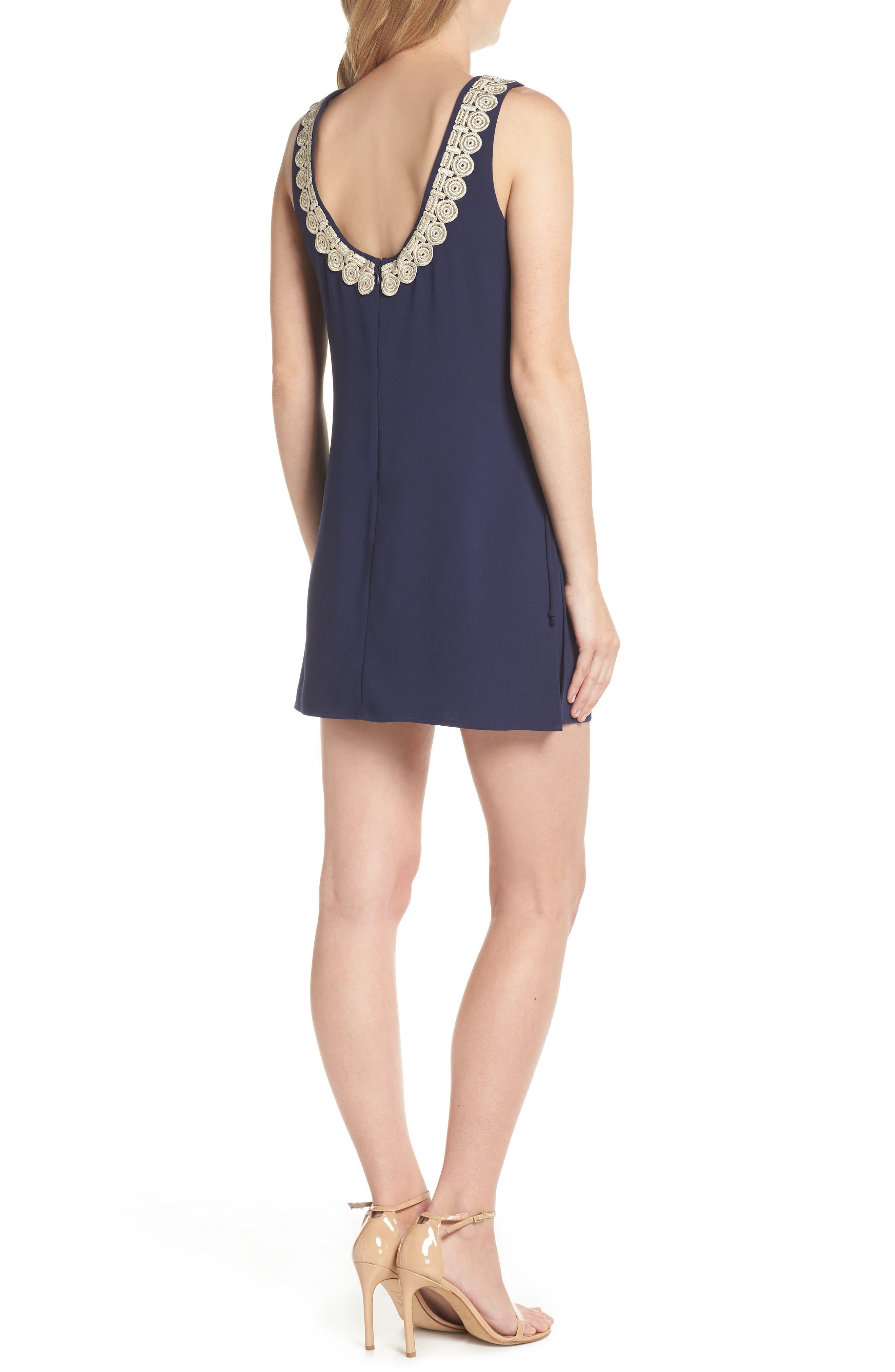 Donna Romper Dress,                             Alternate thumbnail 2, color,                             408