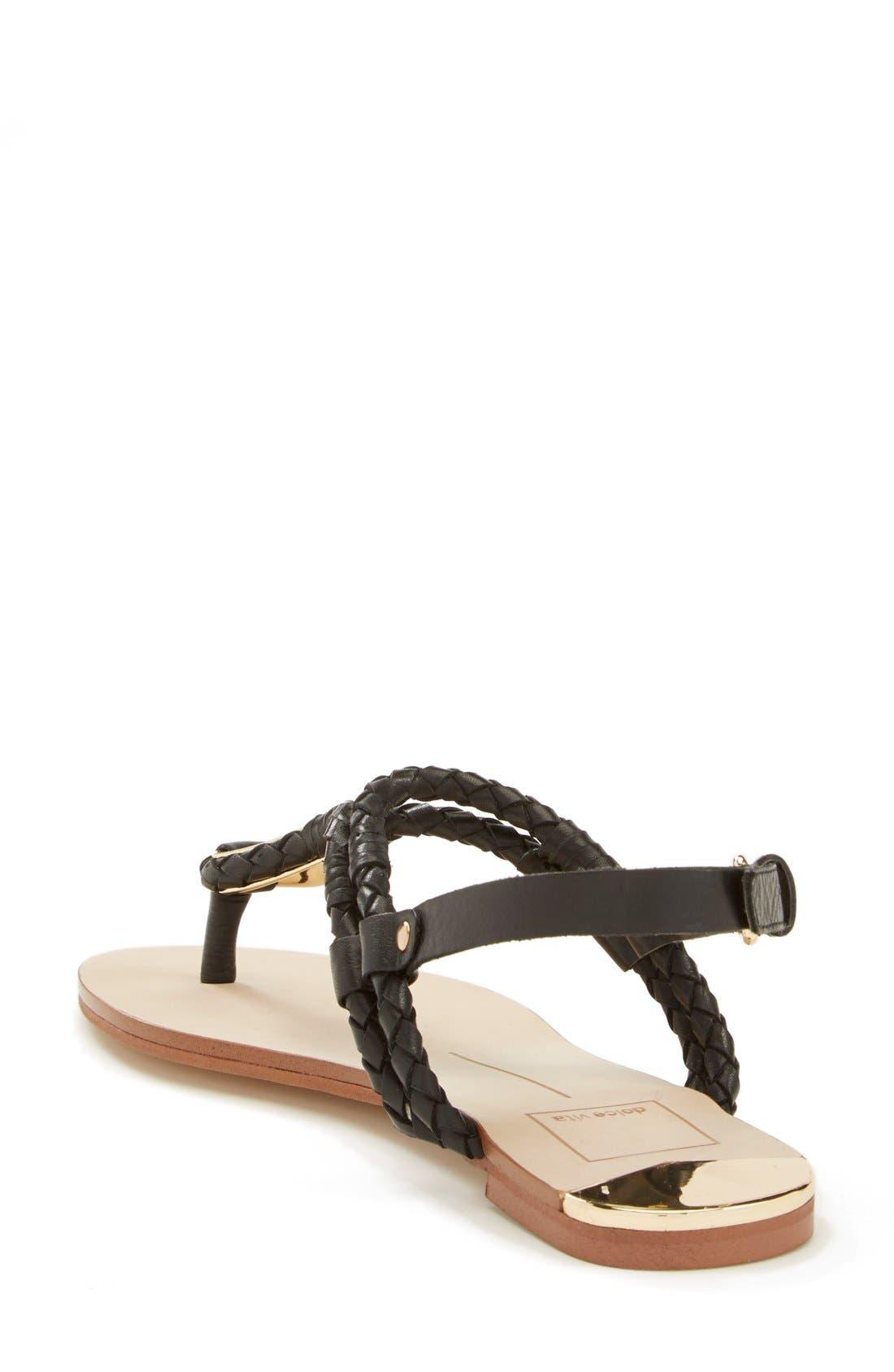 'Dixin' Thong Sandal,                             Alternate thumbnail 3, color,                             004