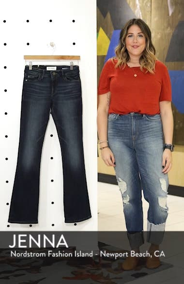 'Bridget 33' Bootcut Jeans, sales video thumbnail
