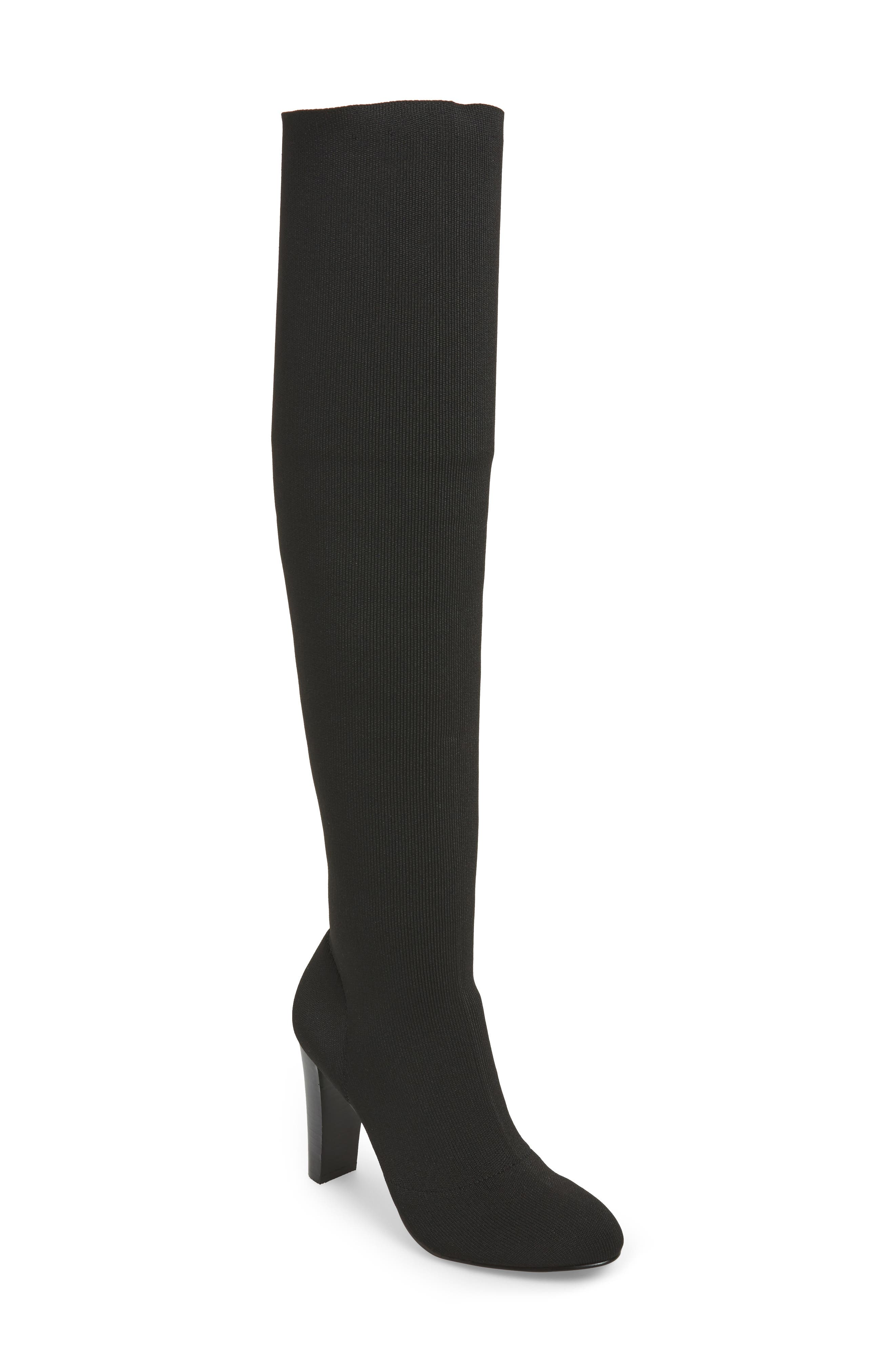 Simone Over the Knee Boot,                             Main thumbnail 1, color,