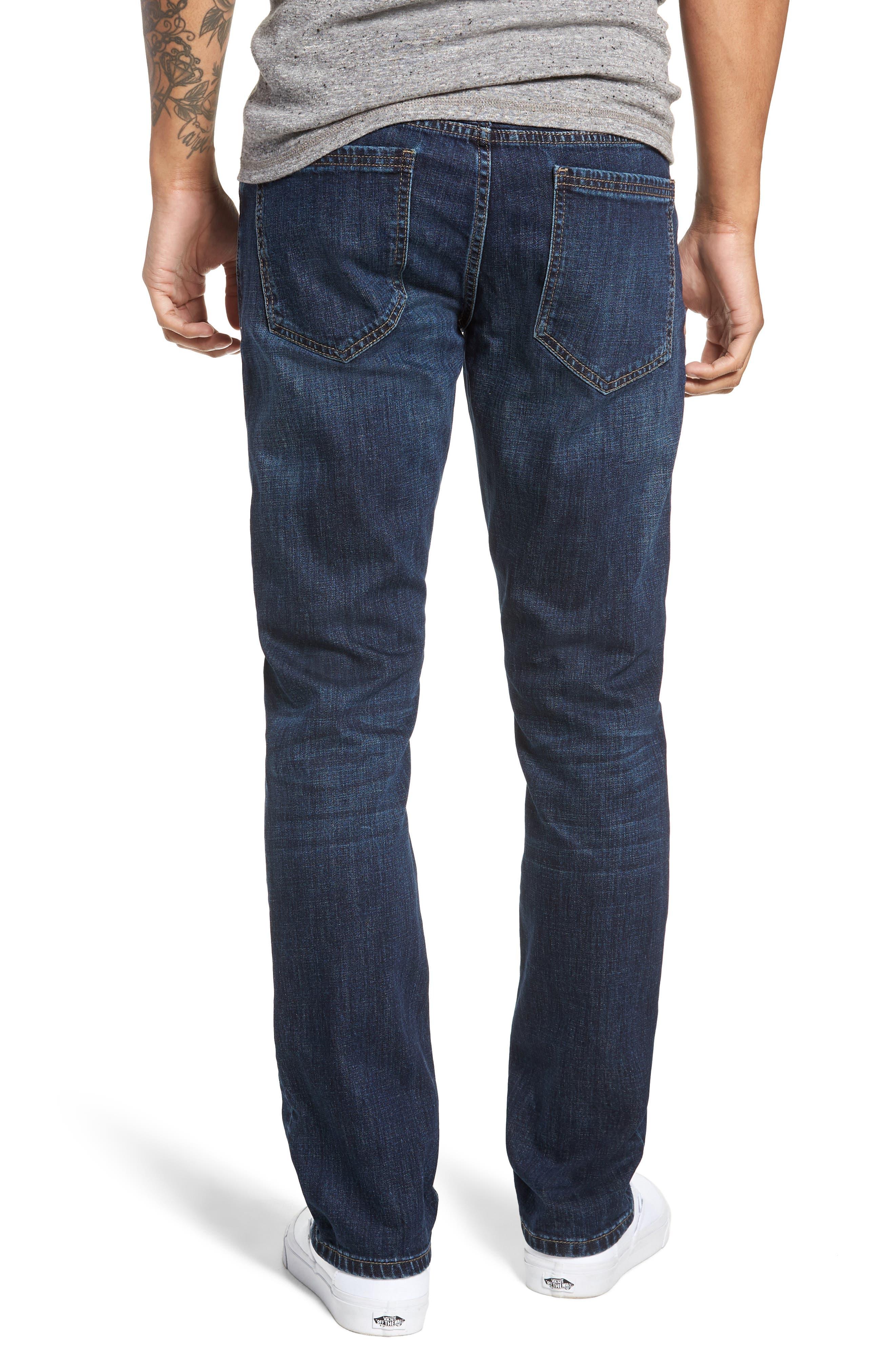 Wooster Slim Fit Jeans,                             Alternate thumbnail 2, color,                             THROTTLE THRUST