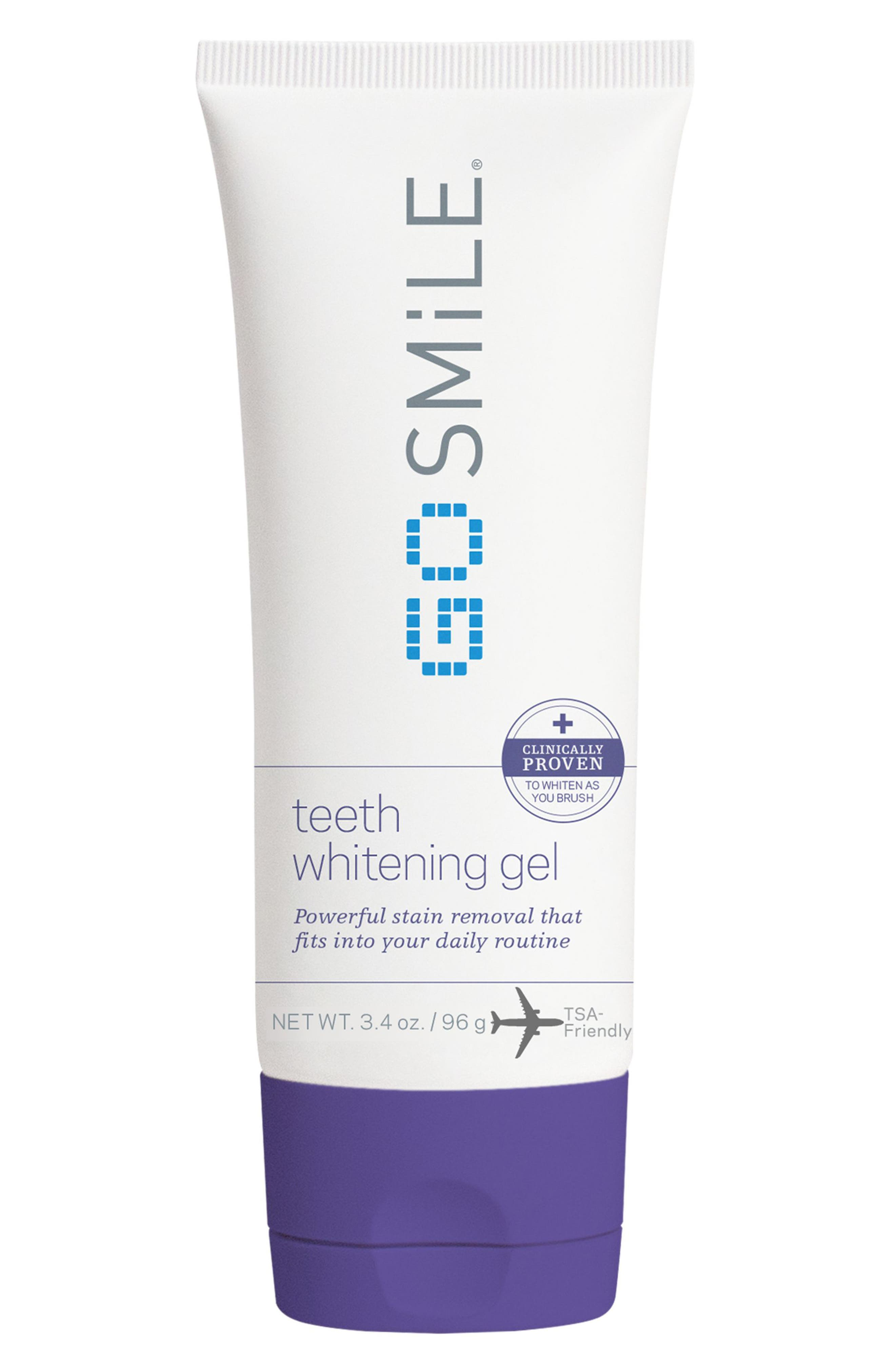 Teeth Whitening Gel,                             Alternate thumbnail 2, color,                             NO COLOR