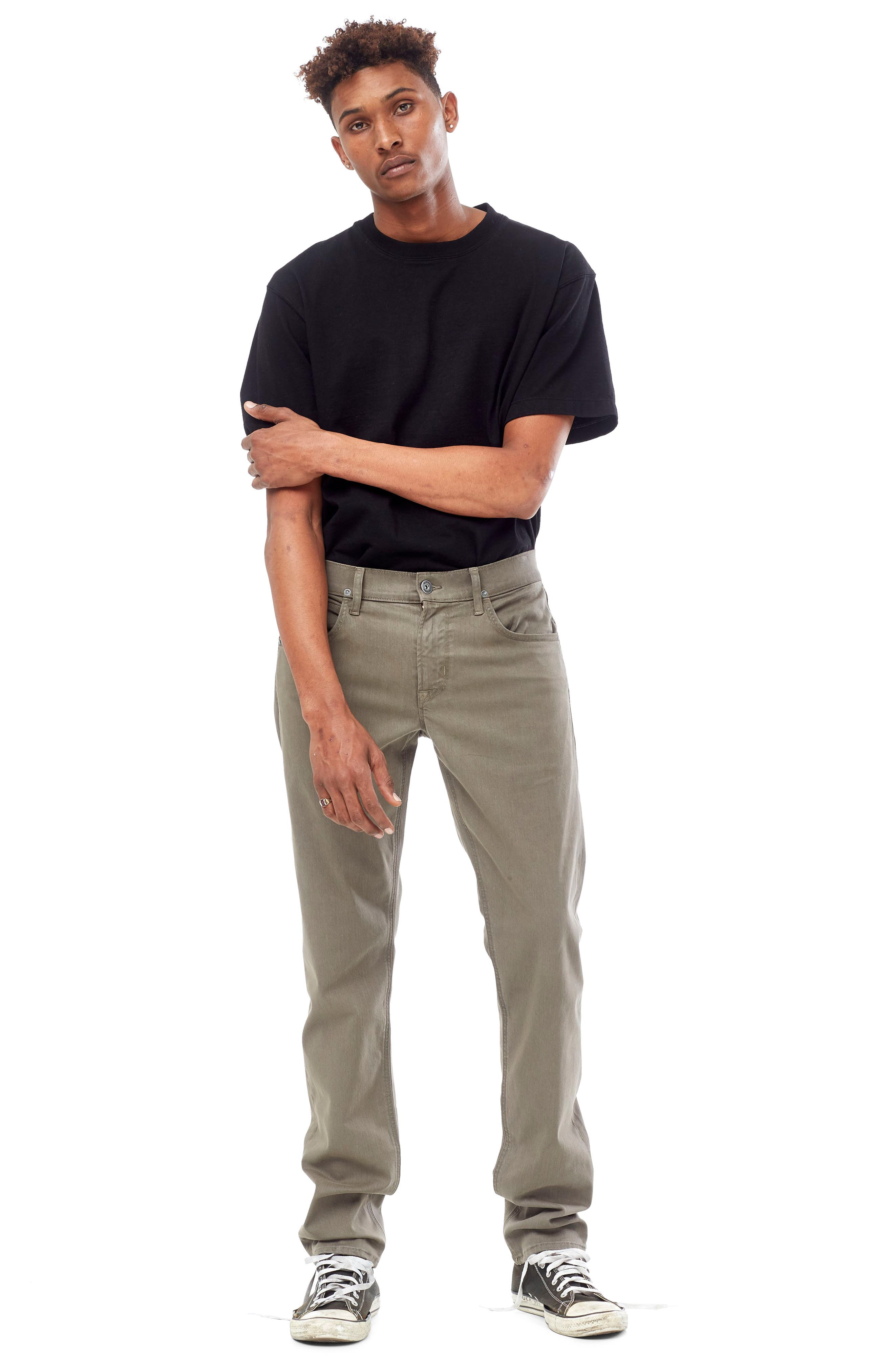 Blake Slim Fit Jeans,                             Alternate thumbnail 8, color,                             POLAR