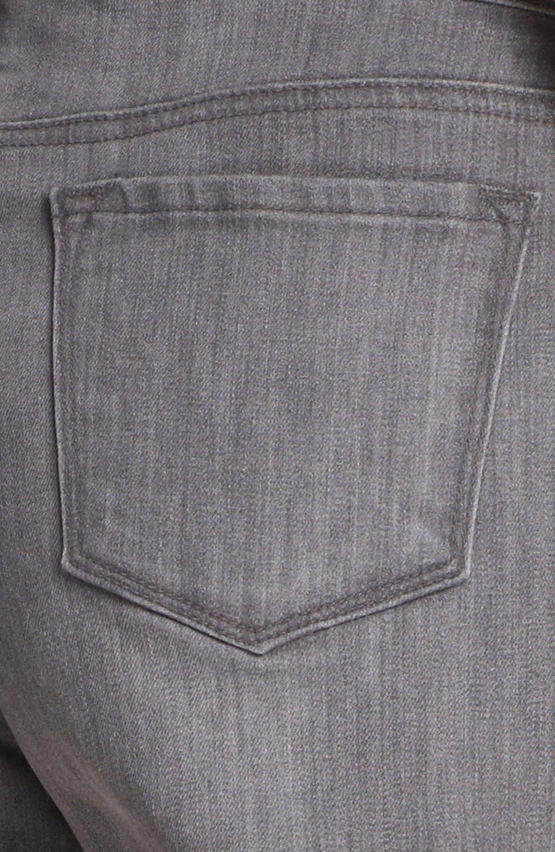 J BRAND,                             Cutoff Denim Shorts,                             Alternate thumbnail 3, color,                             020