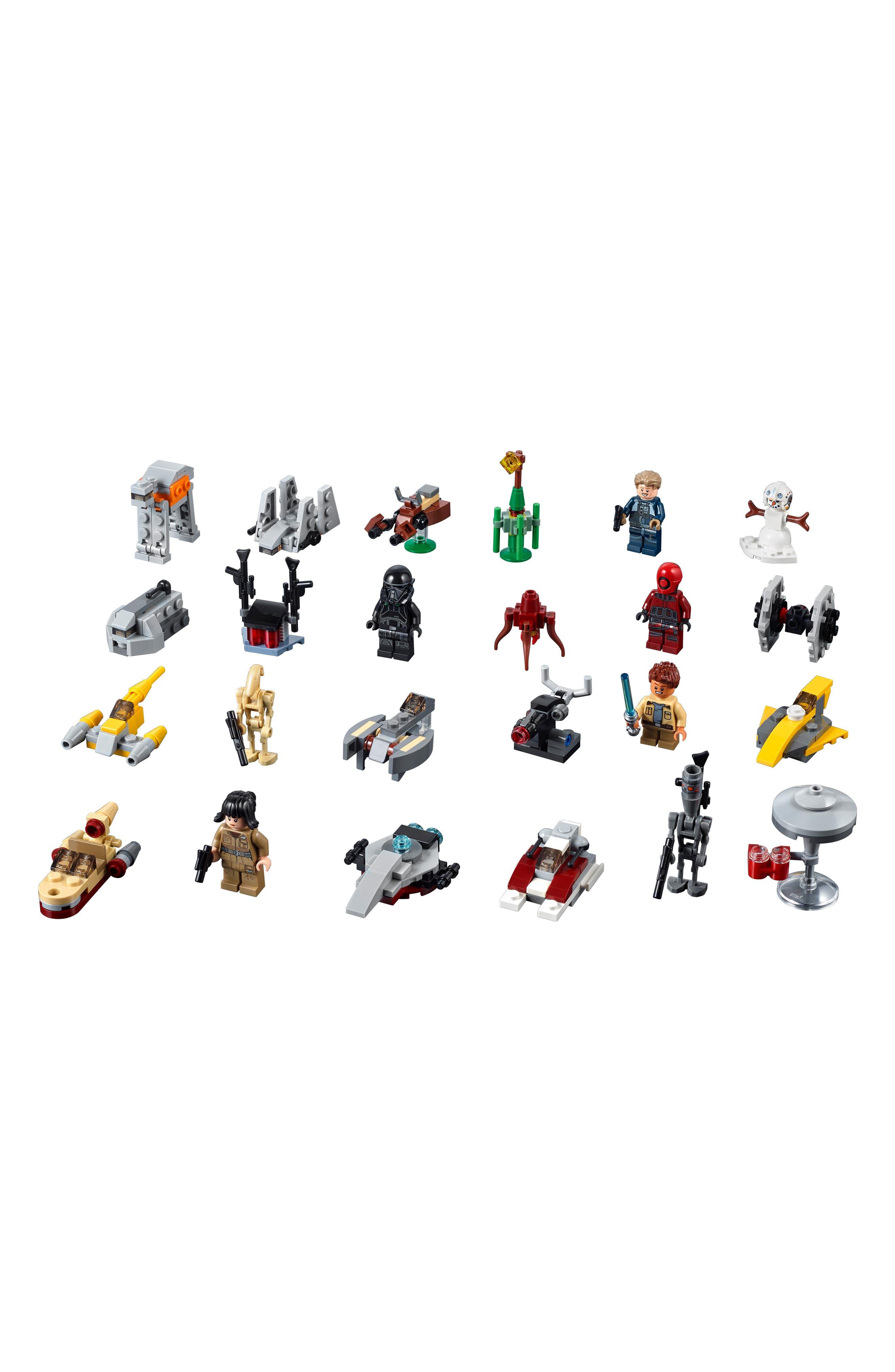 Star Wars<sup>®</sup> Advent Calendar - 38602,                             Main thumbnail 1, color,                             MULTI