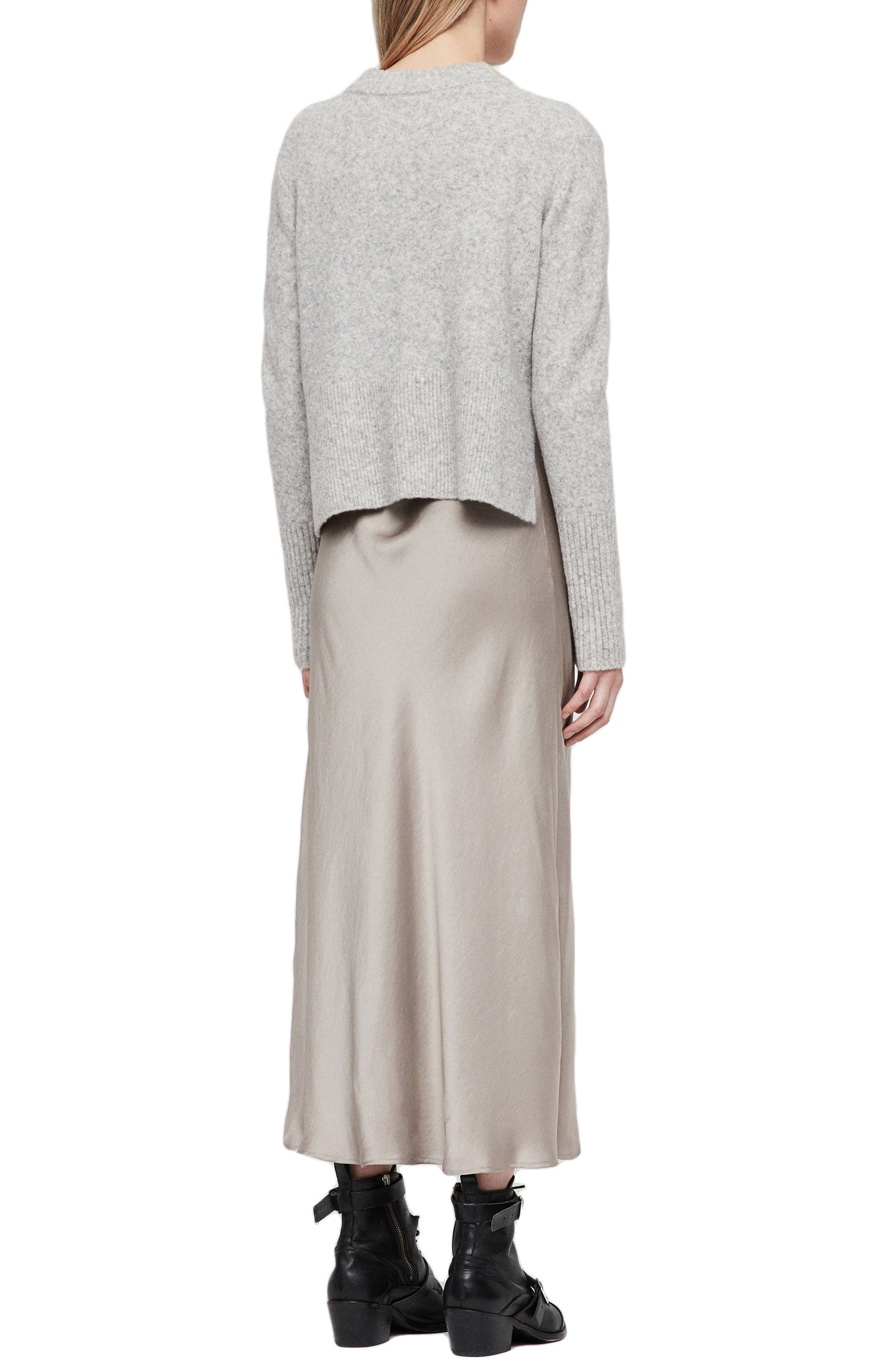Tierny Two-Piece Sweater & Slipdress,                             Alternate thumbnail 2, color,                             029