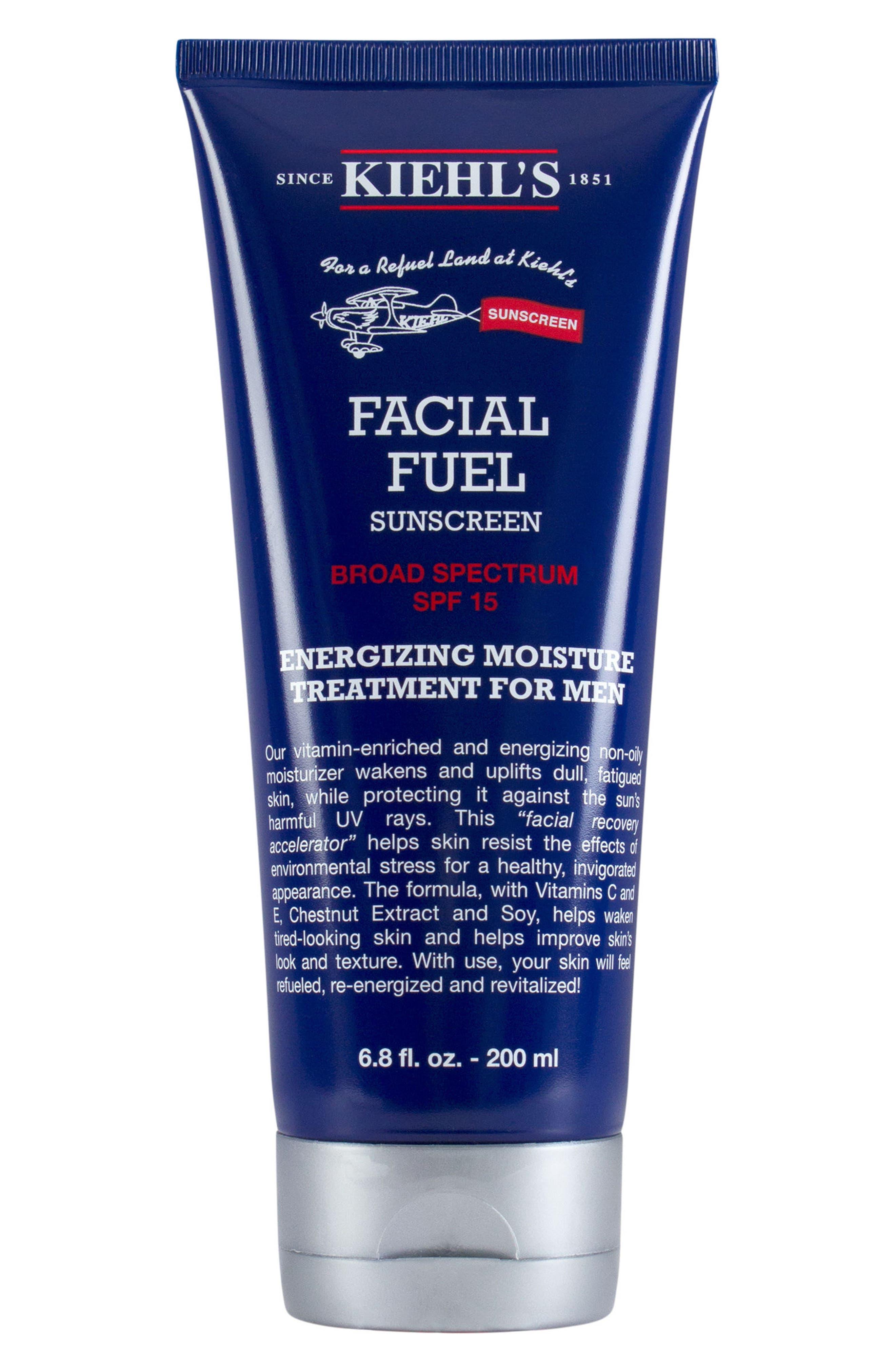 Facial Fuel Energizing Moisture Treatment for Men SPF 15,                             Main thumbnail 1, color,                             NONE