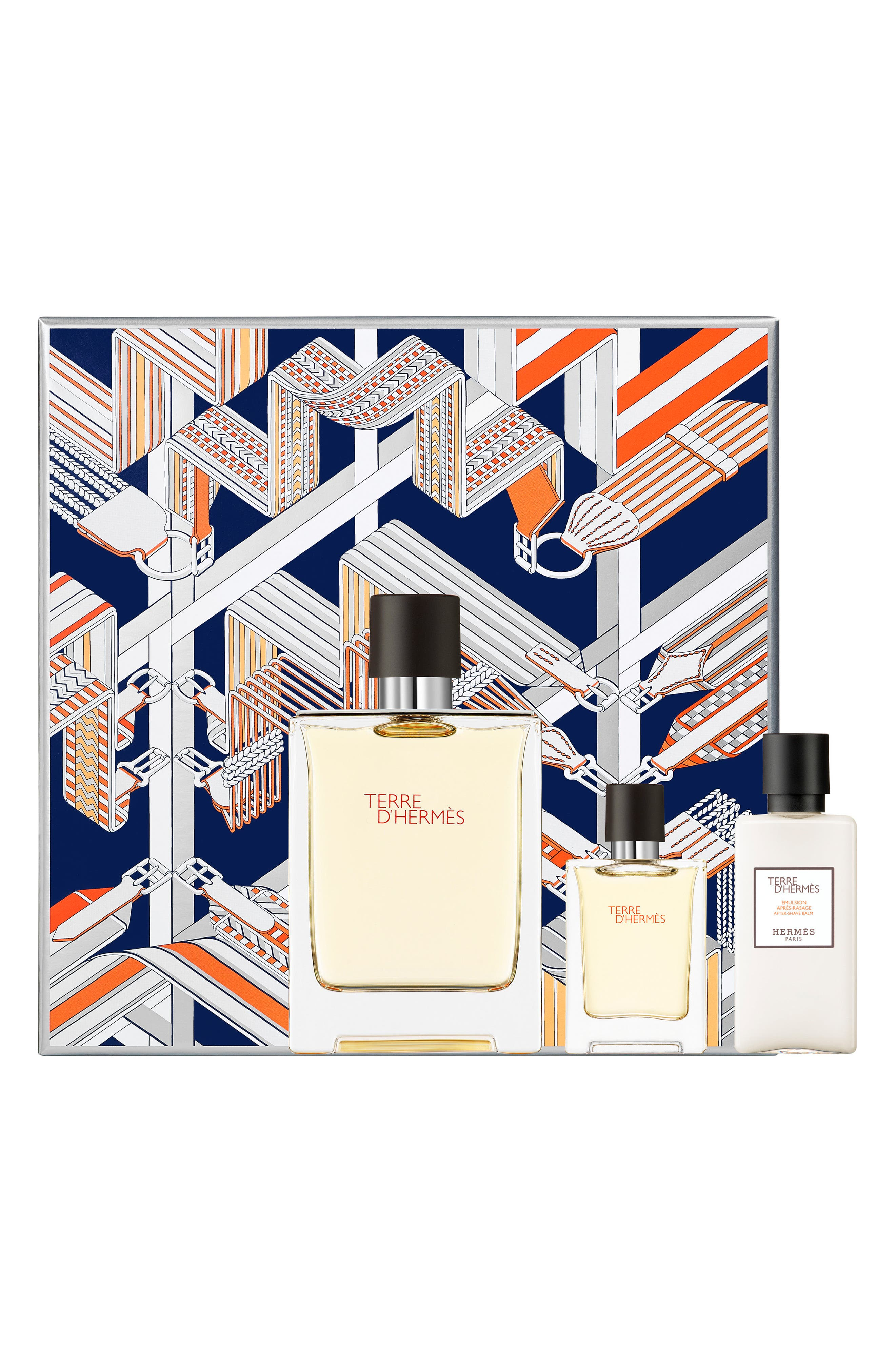 Terre d'Hermès - Eau de toilette set,                             Main thumbnail 1, color,                             000