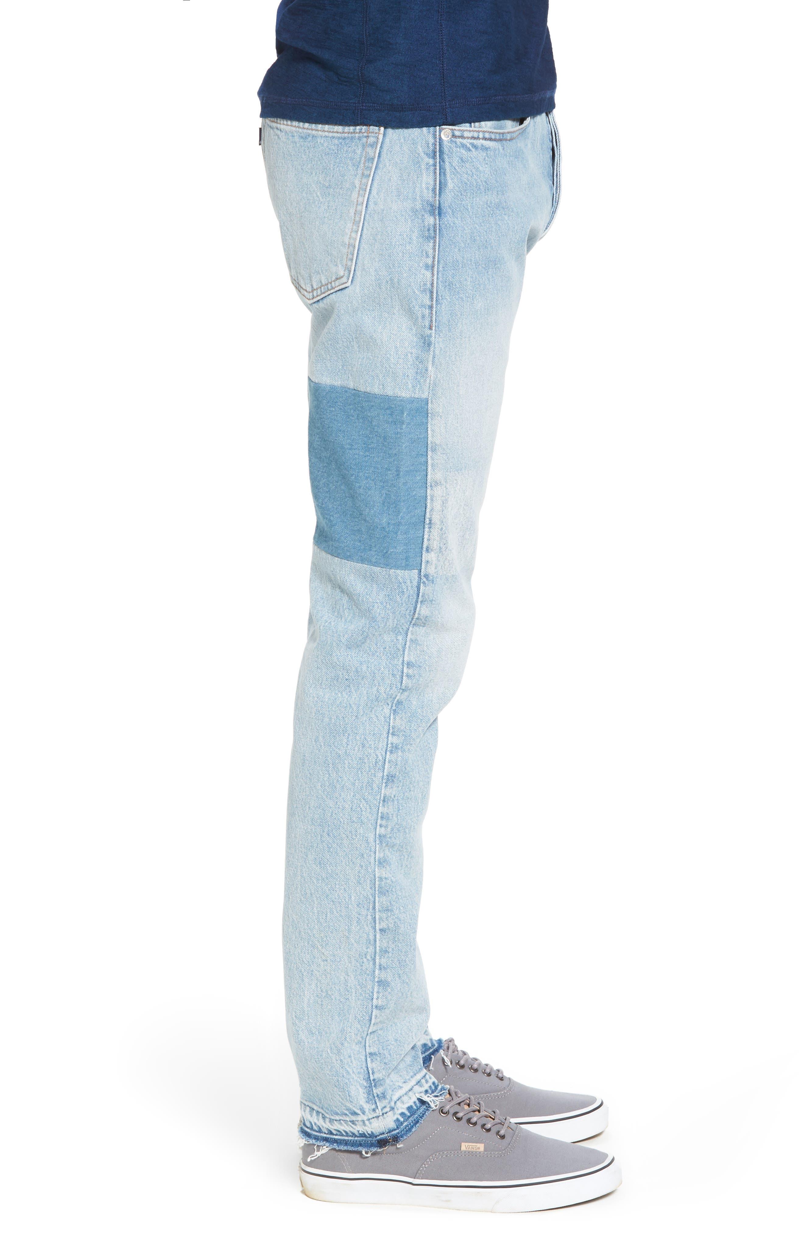 Studio Slim Fit Jeans,                             Alternate thumbnail 3, color,                             420