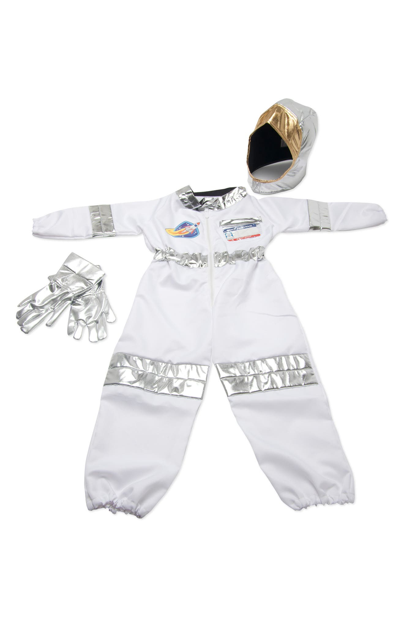 Astronaut Role Play Set,                             Main thumbnail 1, color,                             040