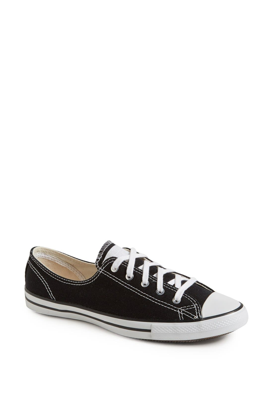 Chuck Taylor<sup>®</sup> All Star<sup>®</sup> 'Fancy Ox' Sneaker, Main, color, 001
