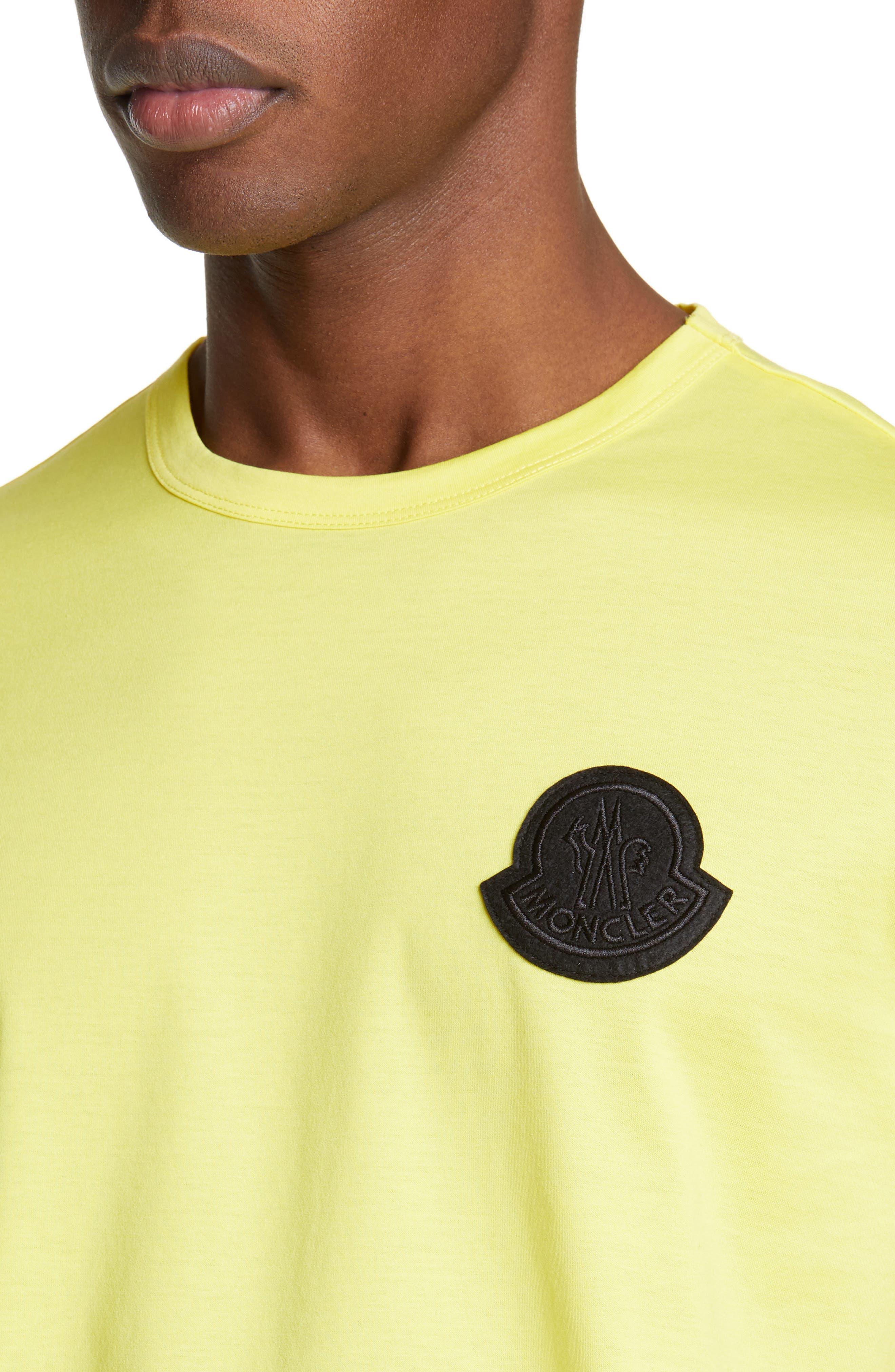 Neon T-Shirt,                             Alternate thumbnail 4, color,                             NEON YELLOW