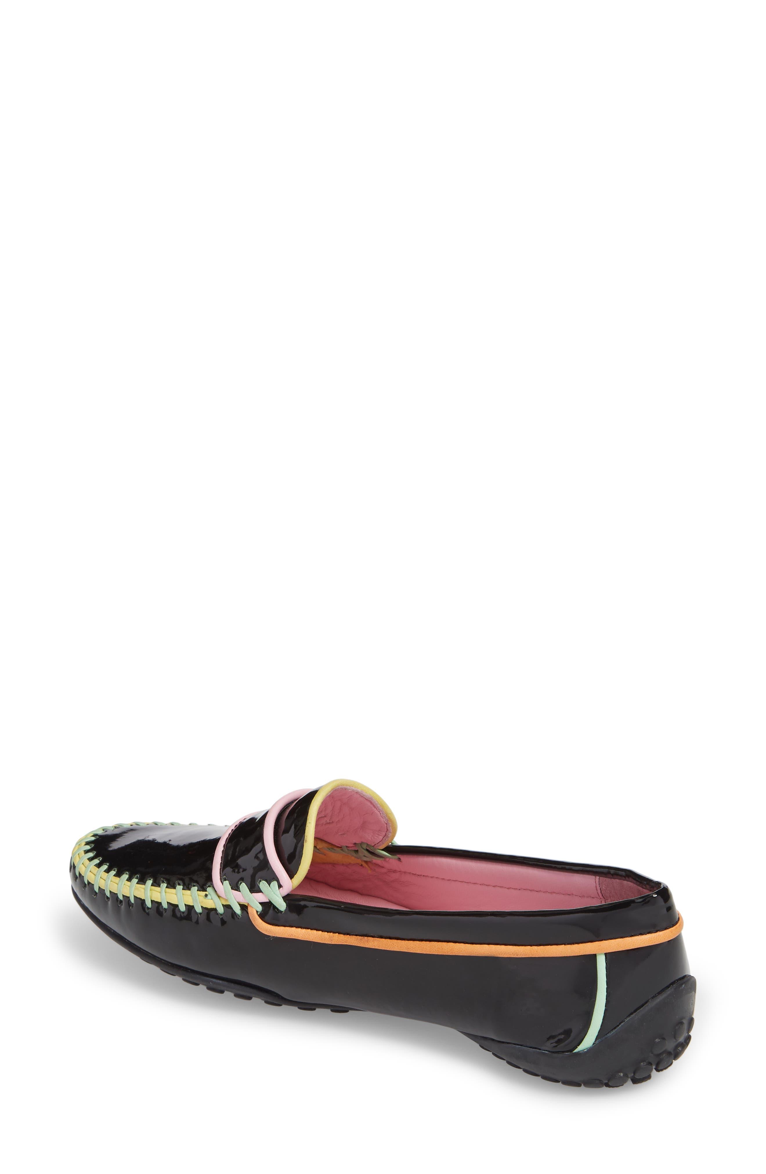 Moccasin Loafer,                             Alternate thumbnail 2, color,                             003