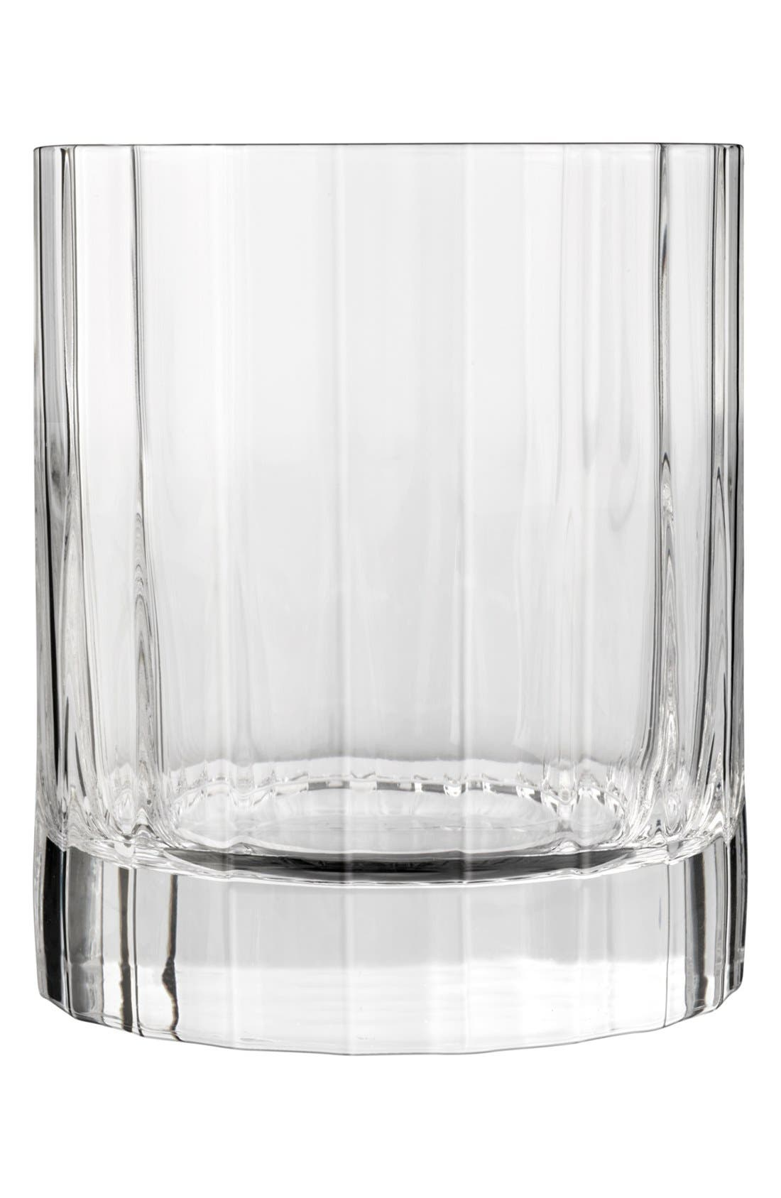 'Bach' Double Old Fashioned Glasses,                             Main thumbnail 1, color,                             CLEAR