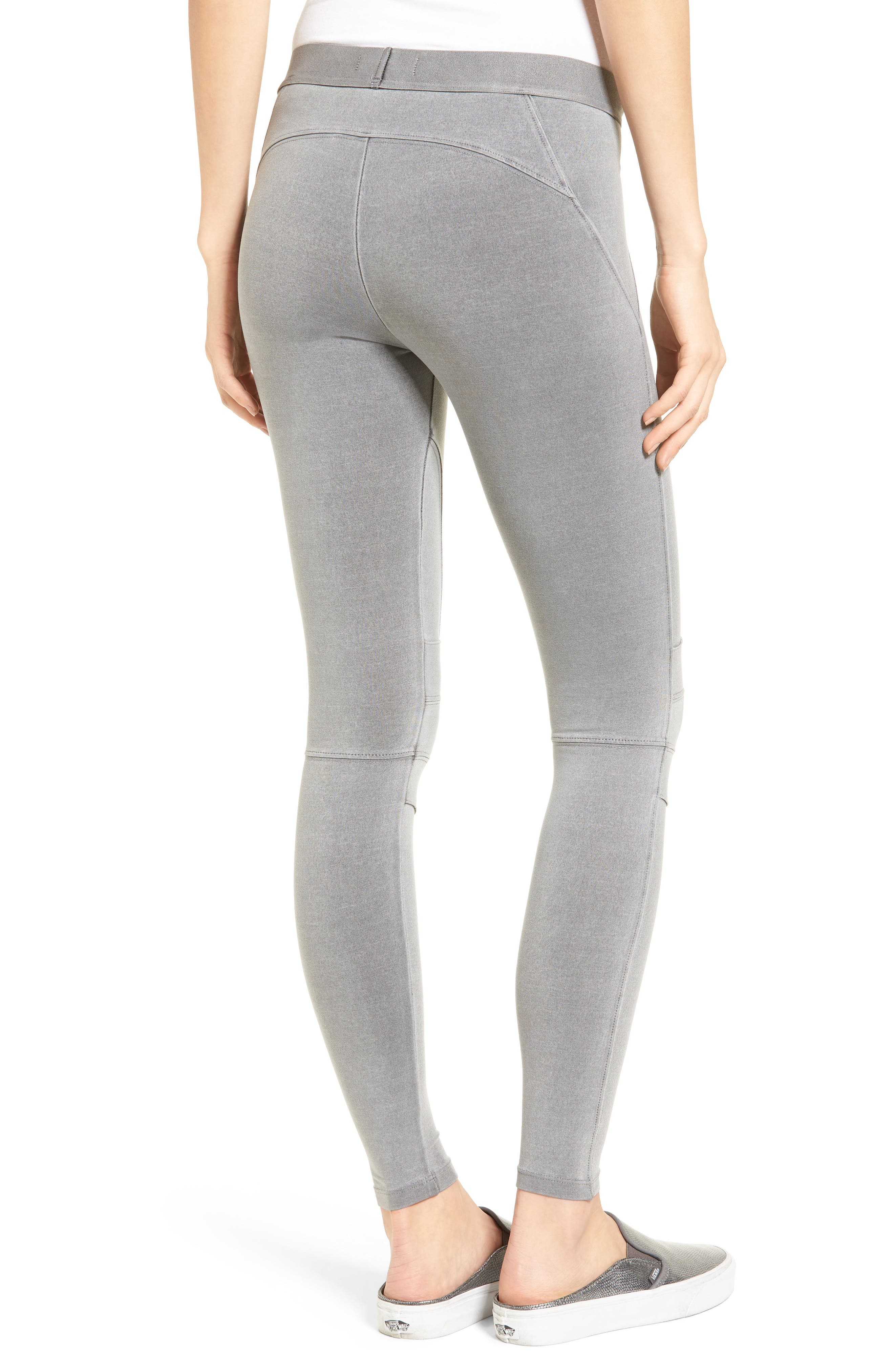 Moto Leggings,                             Alternate thumbnail 2, color,                             037