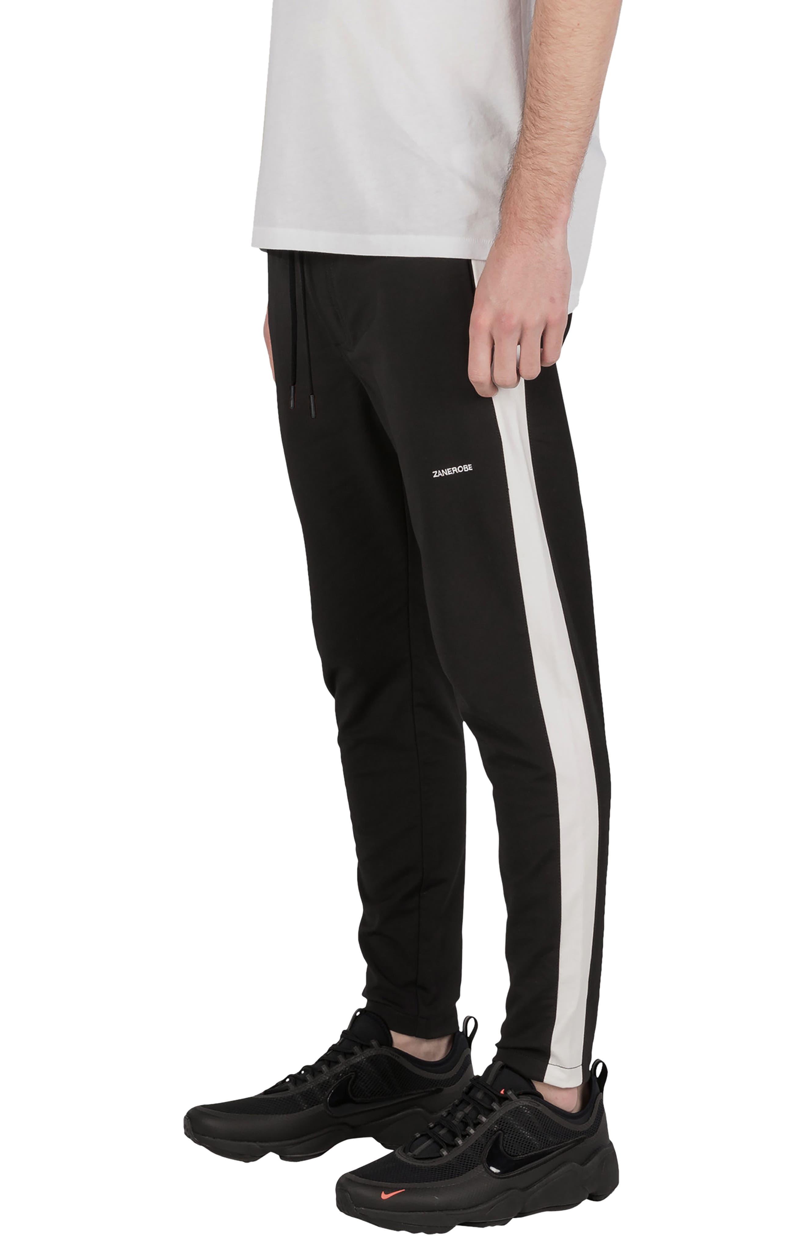Jumpshot Slim Track Pants,                             Alternate thumbnail 5, color,                             001