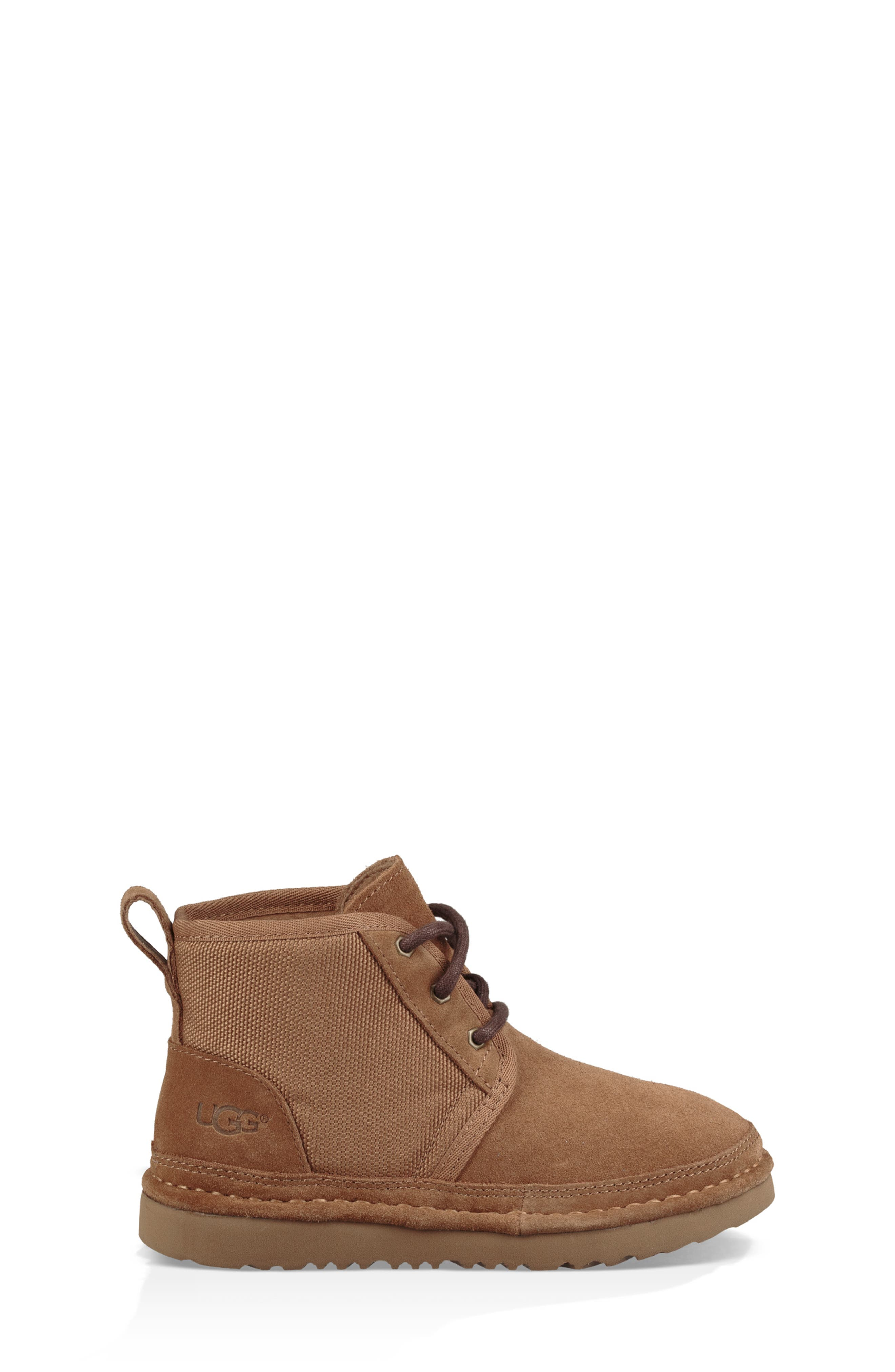 Classic Neumel II Boot,                             Alternate thumbnail 3, color,                             CHESTNUT