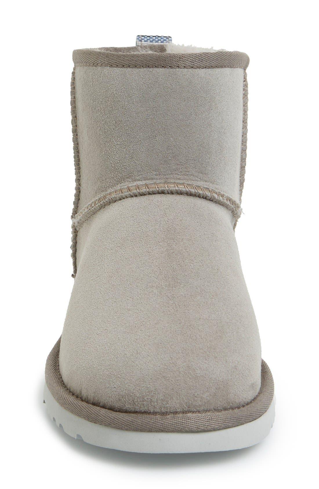 'Classic Mini Serape' Genuine Shearling Lined Boot,                             Alternate thumbnail 2, color,                             024