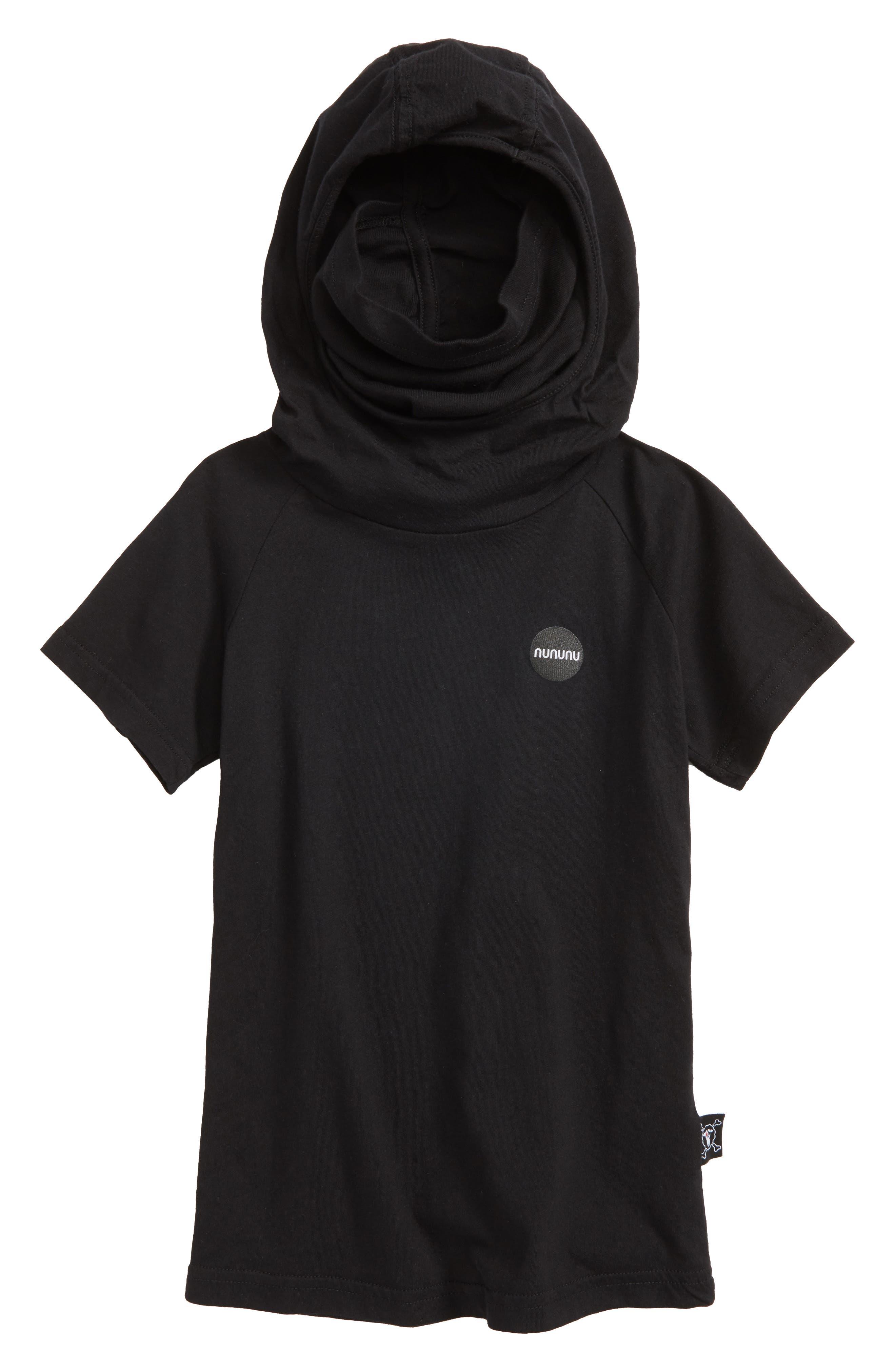 Ninja Hooded T-Shirt,                             Main thumbnail 1, color,