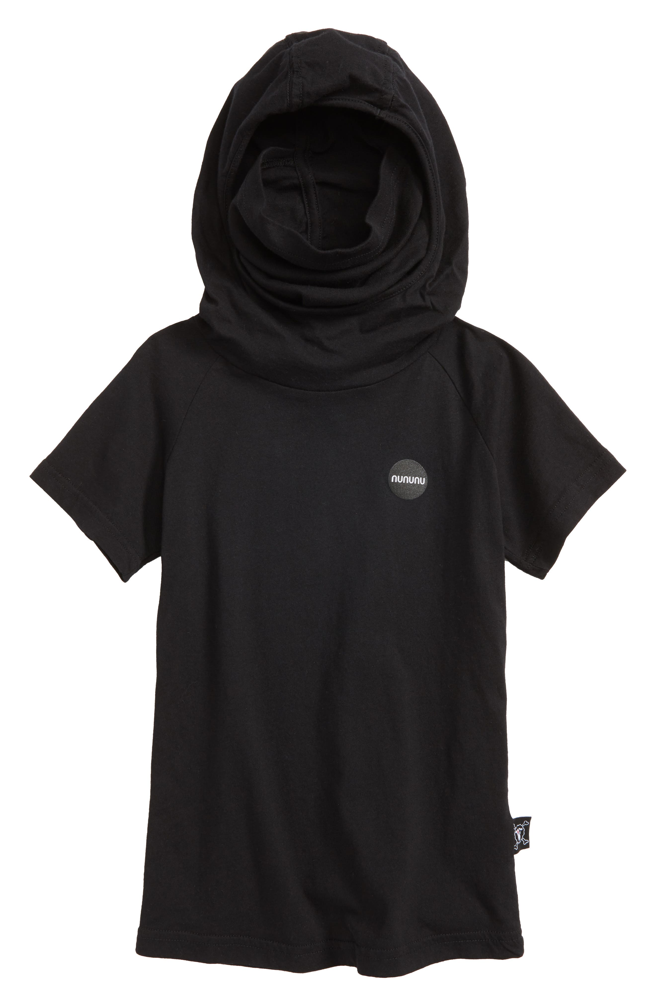 Ninja Hooded T-Shirt,                         Main,                         color,