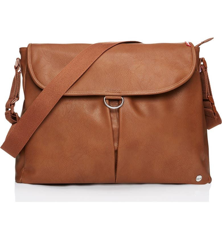Ally Faux Leather Diaper Bag