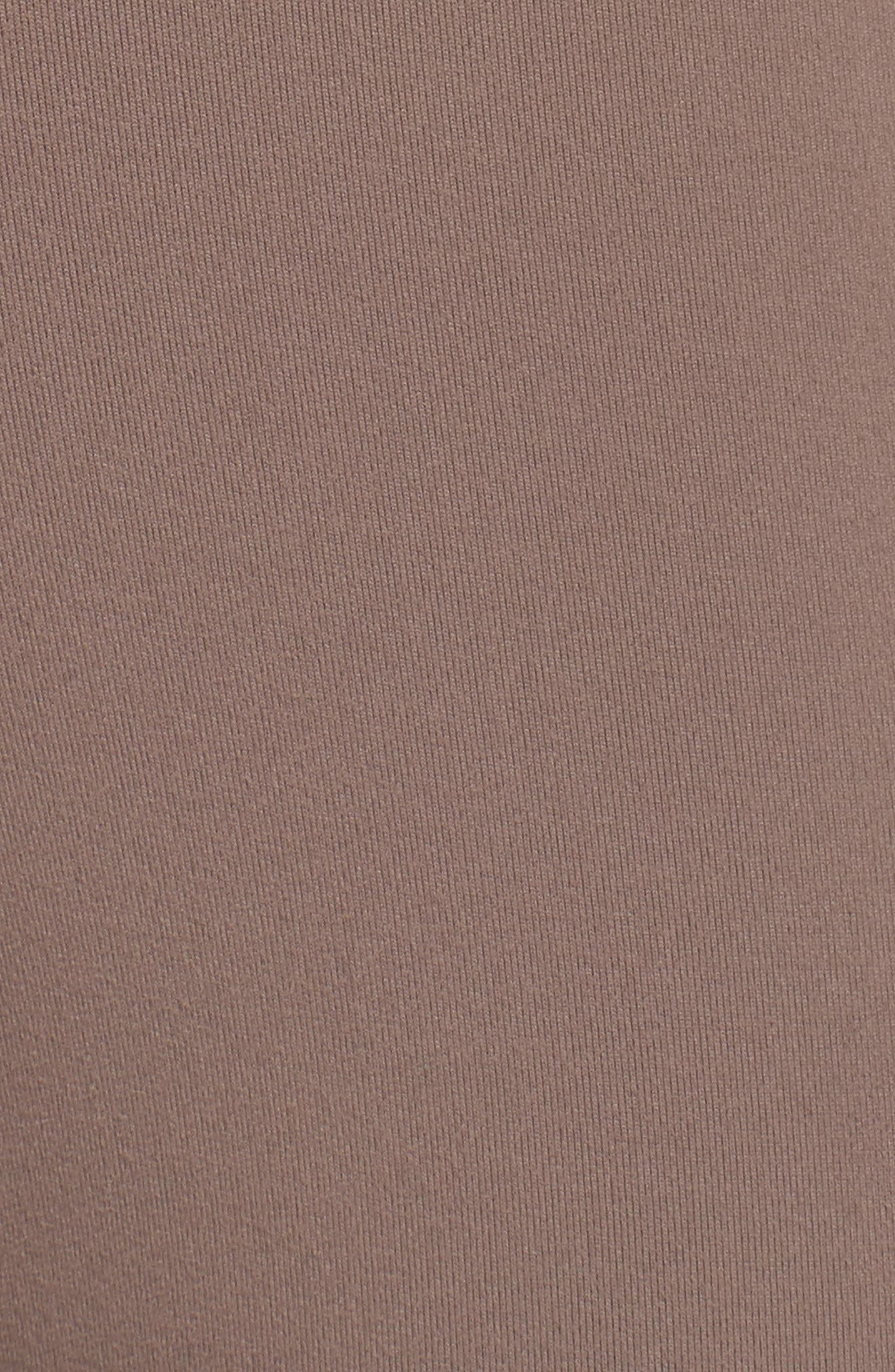 High Waist Lattice Midi Leggings,                             Alternate thumbnail 29, color,