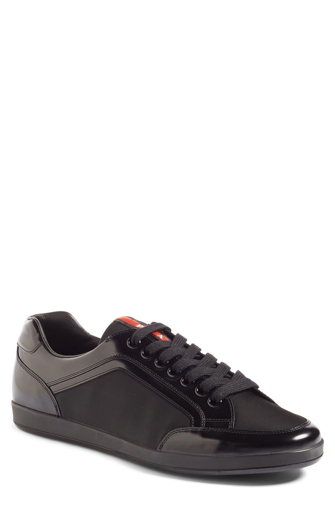 Linea Rossa Sneaker,                             Main thumbnail 1, color,                             001