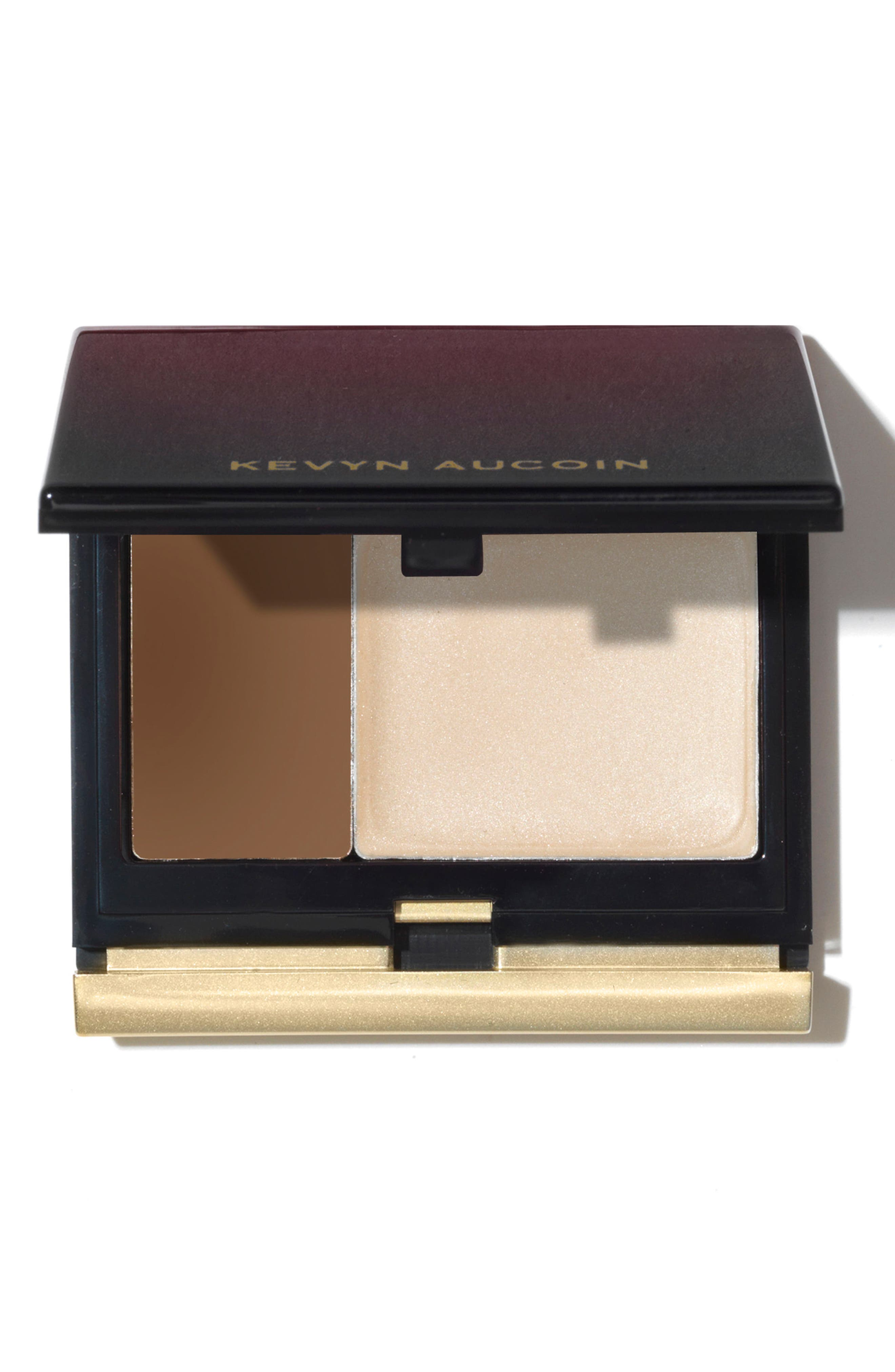 SPACE.NK.apothecary Kevyn Aucoin Beauty The Creamy Glow Lip & Cheek Palette,                             Main thumbnail 1, color,                             653