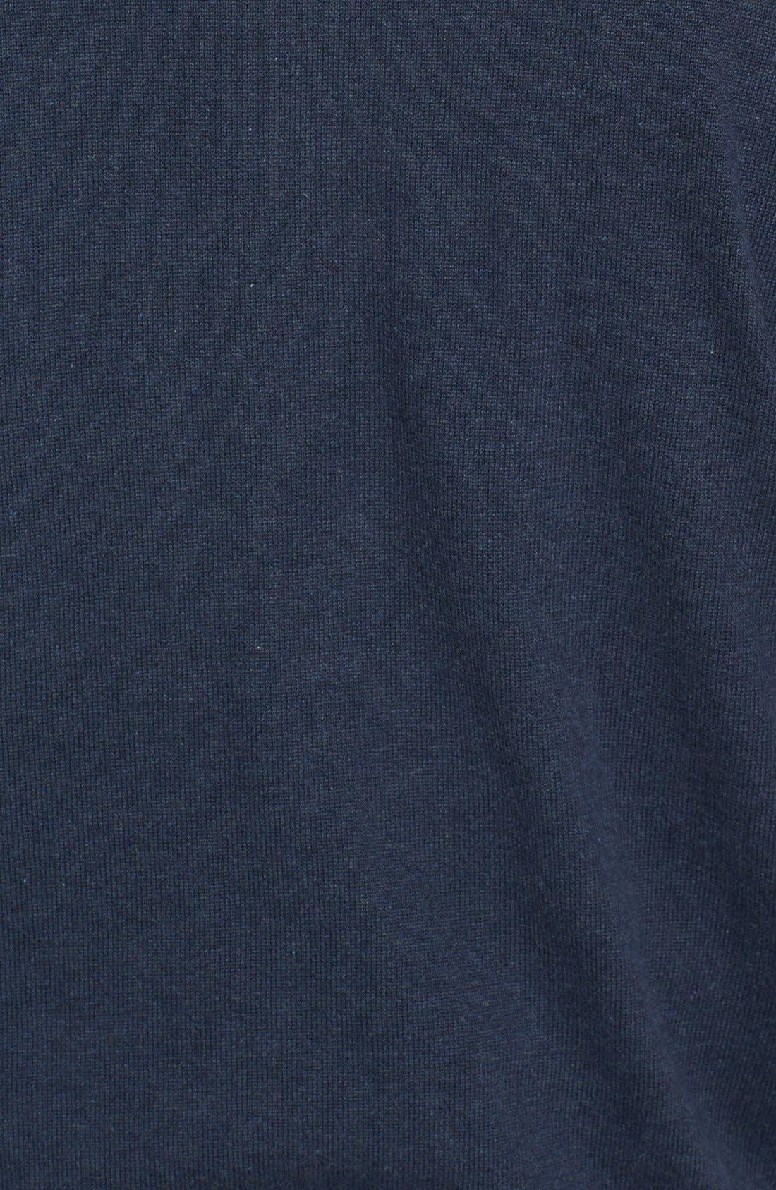 Broadview Half Zip Sweater,                             Alternate thumbnail 3, color,                             480