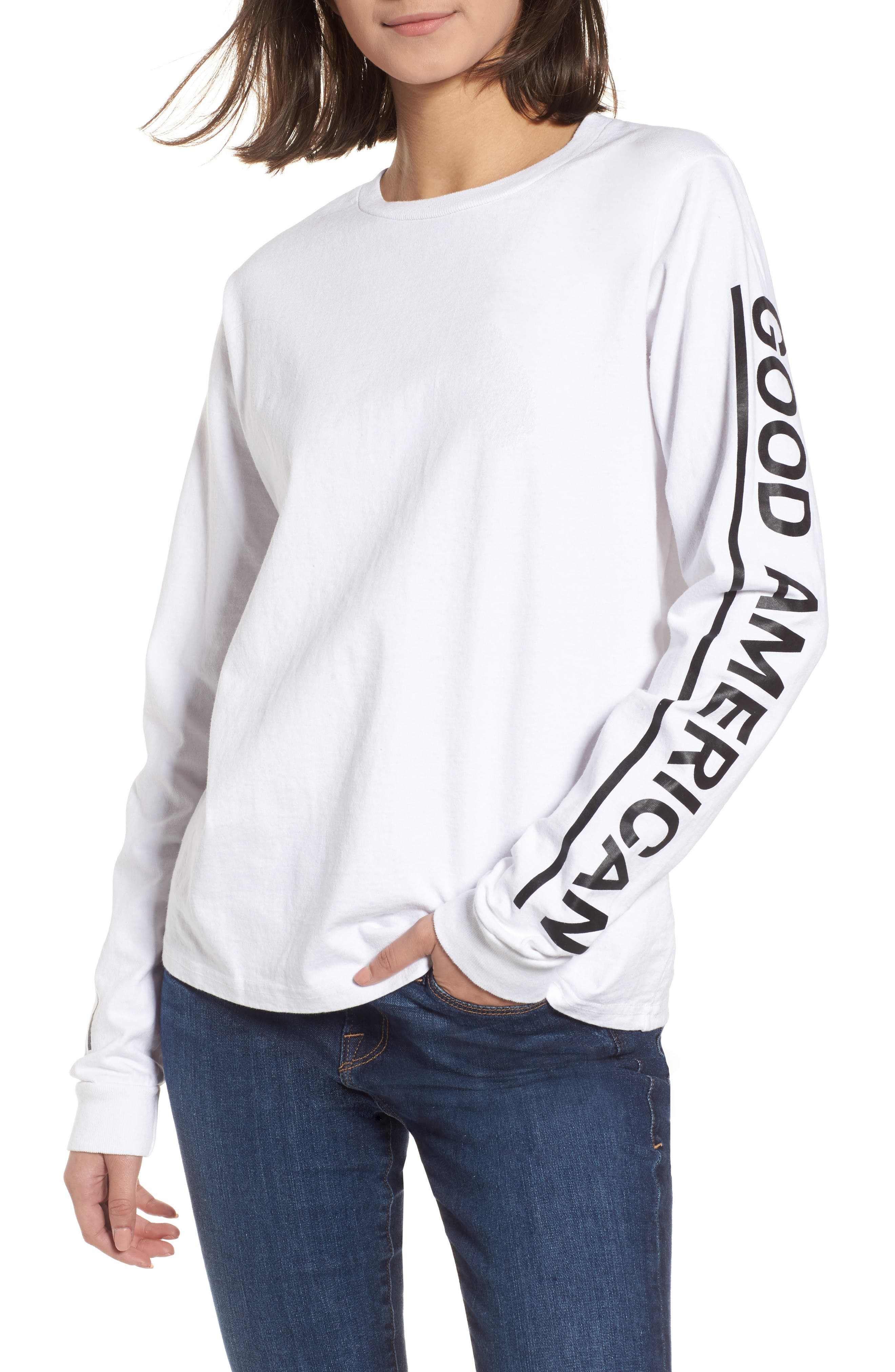 Goodies Long Sleeve Graphic Tee,                         Main,                         color,