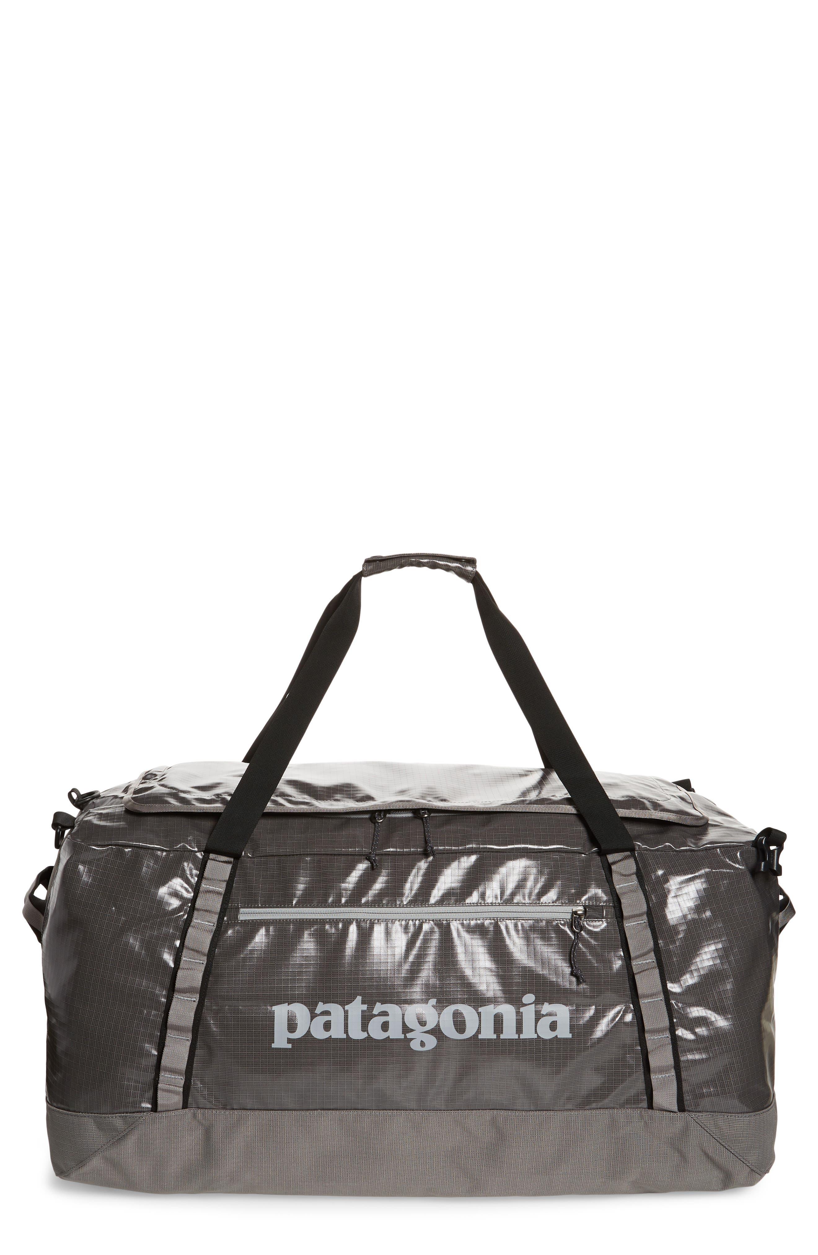 PATAGONIA Black Hole Duffel Bag - Grey in Hex Grey