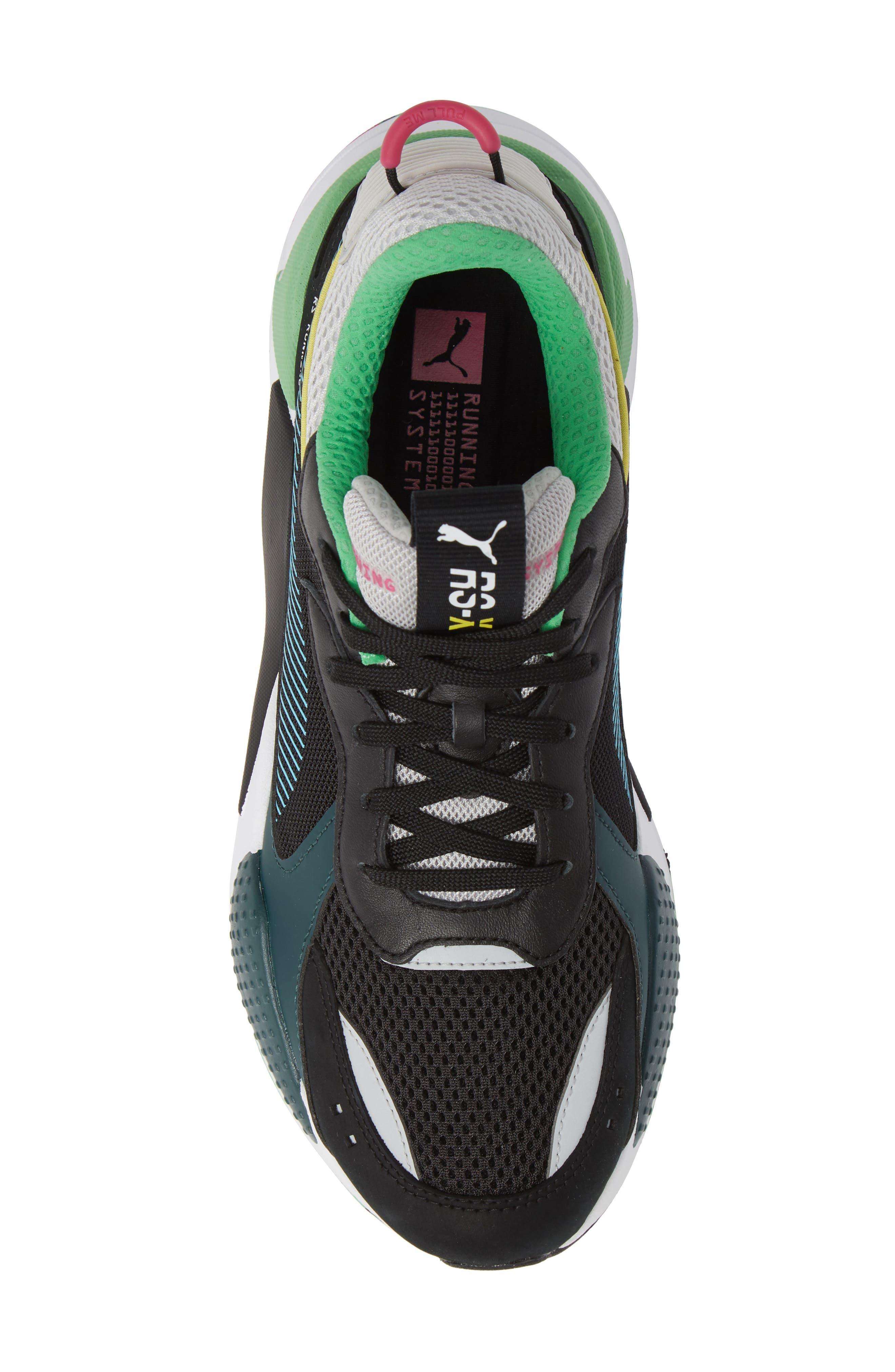 RS-X Toys Running Sneaker,                             Alternate thumbnail 5, color,                             001