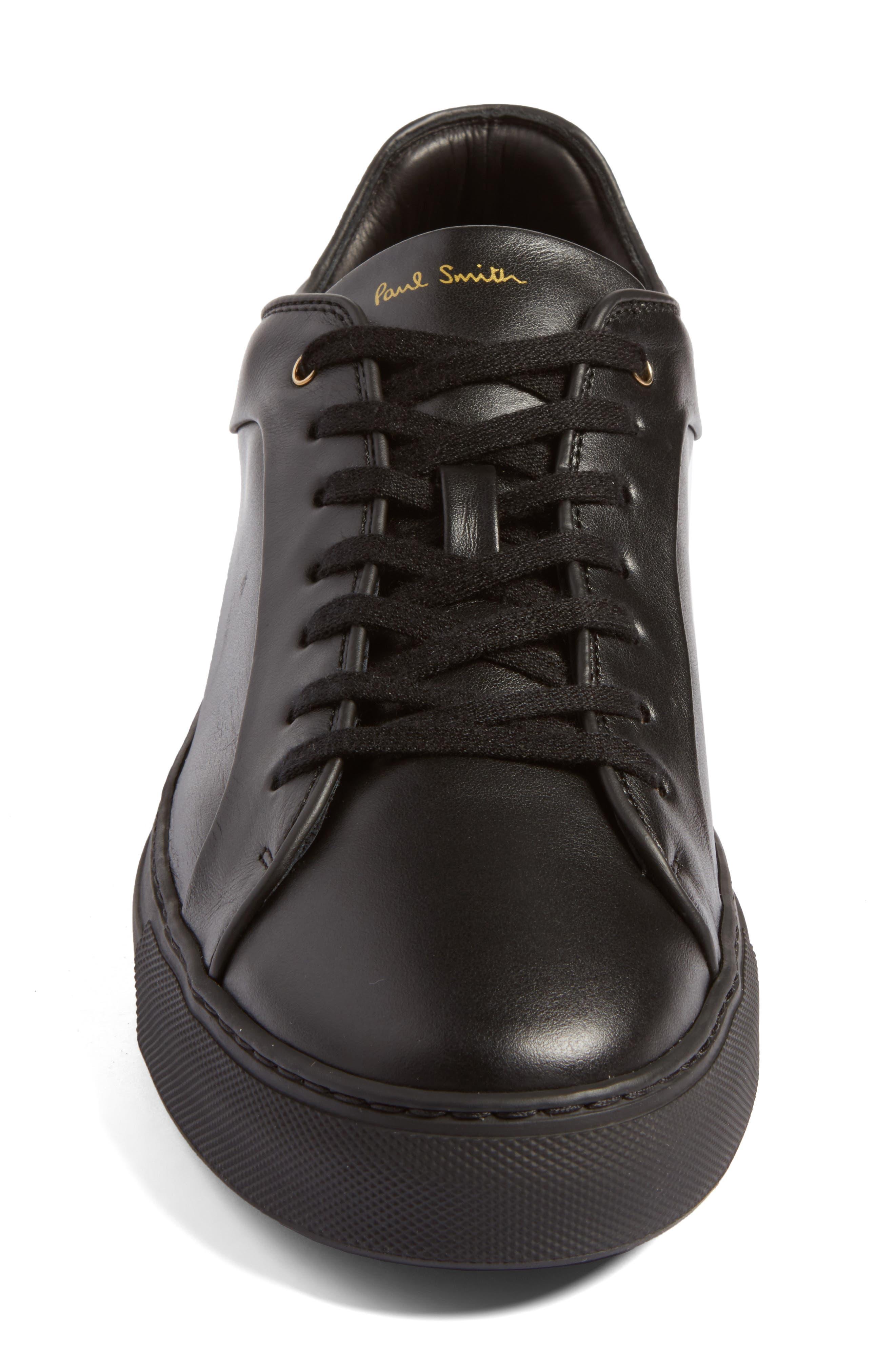 Basso Sneaker,                             Alternate thumbnail 4, color,                             001
