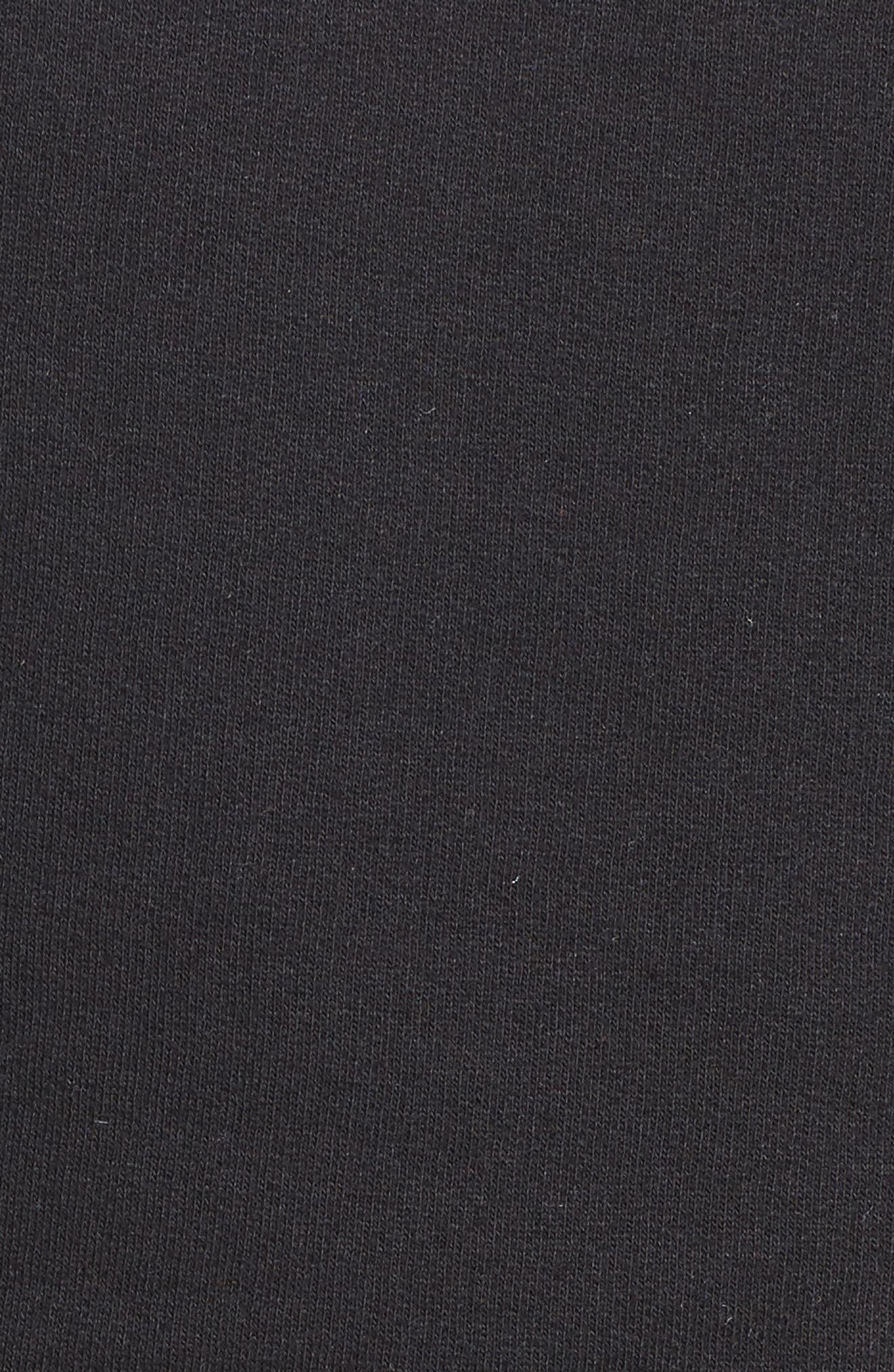 'This Wine' Crewneck Sweatshirt,                             Alternate thumbnail 5, color,                             001