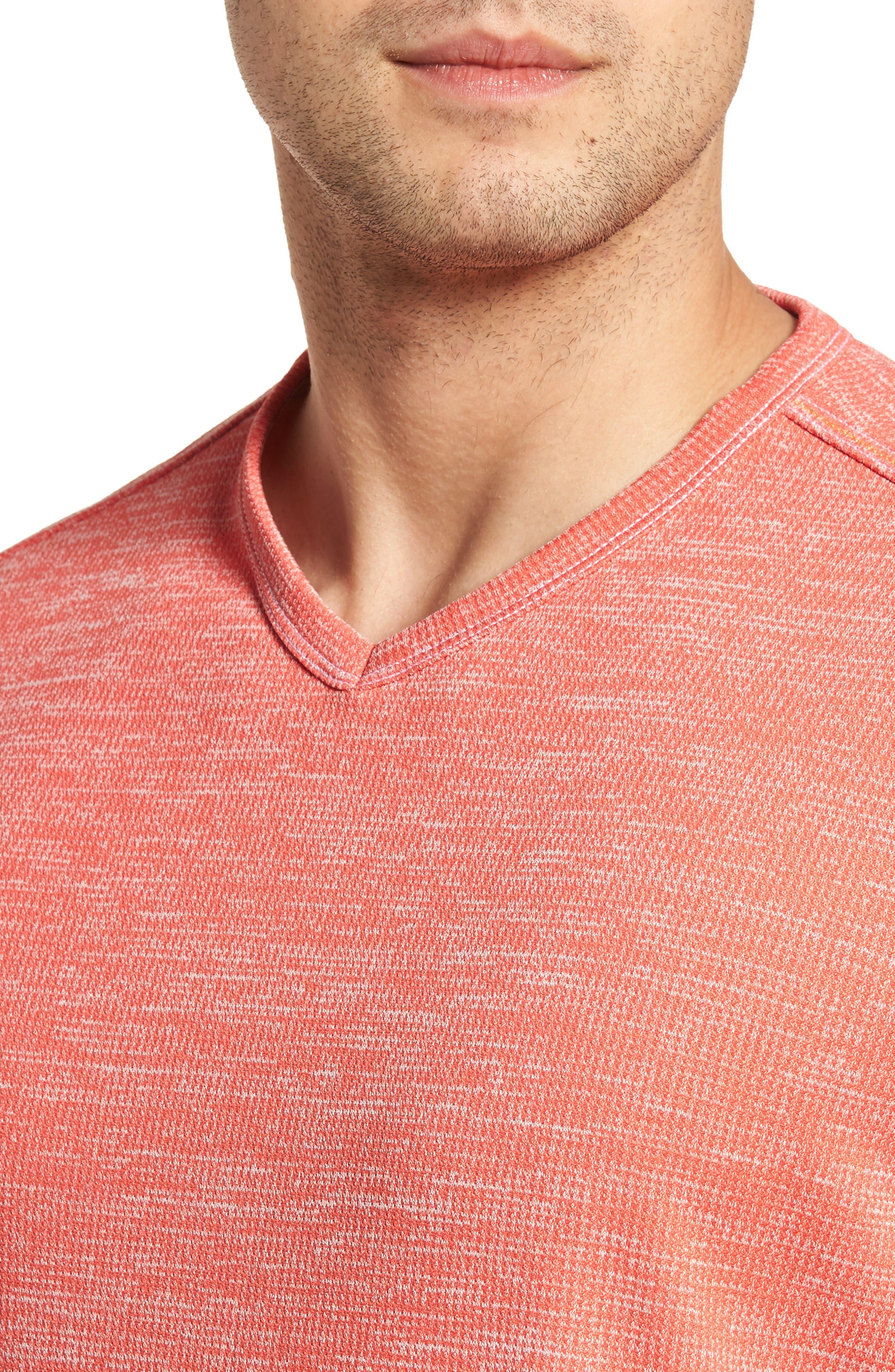 Sand Key V-Neck T-Shirt,                             Alternate thumbnail 32, color,