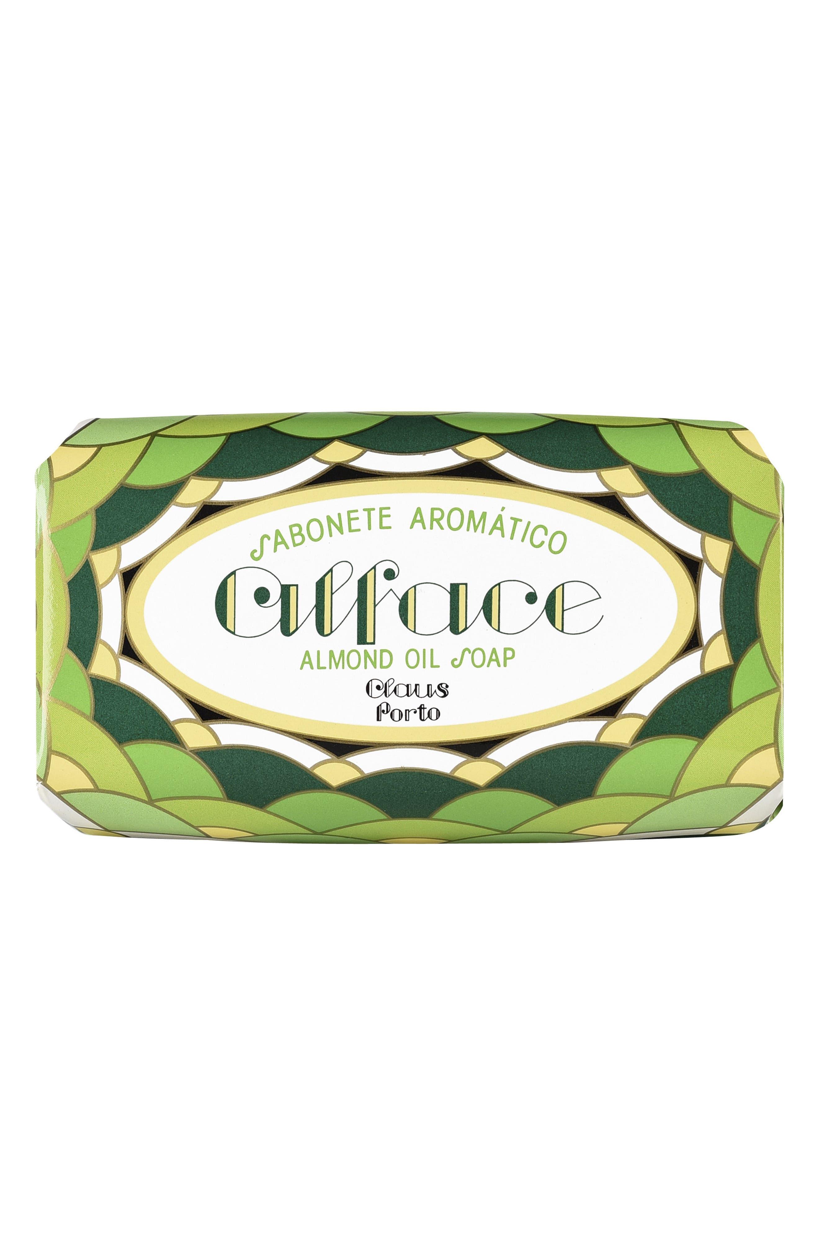Alface Almond Oil Soap,                             Alternate thumbnail 2, color,                             NO COLOR