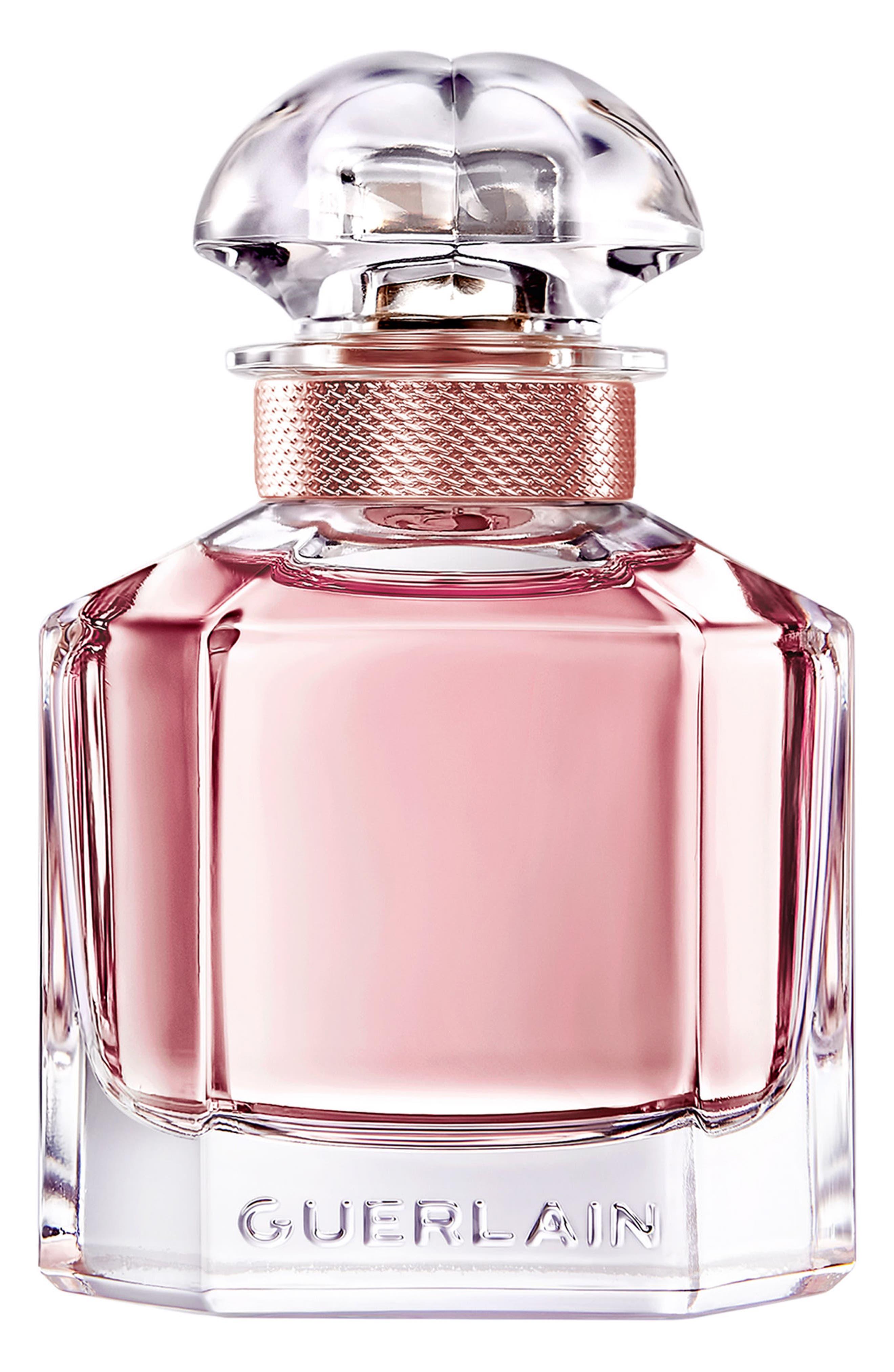 Mon Guerlain Eau de Parfum Florale,                             Main thumbnail 1, color,                             NO COLOR