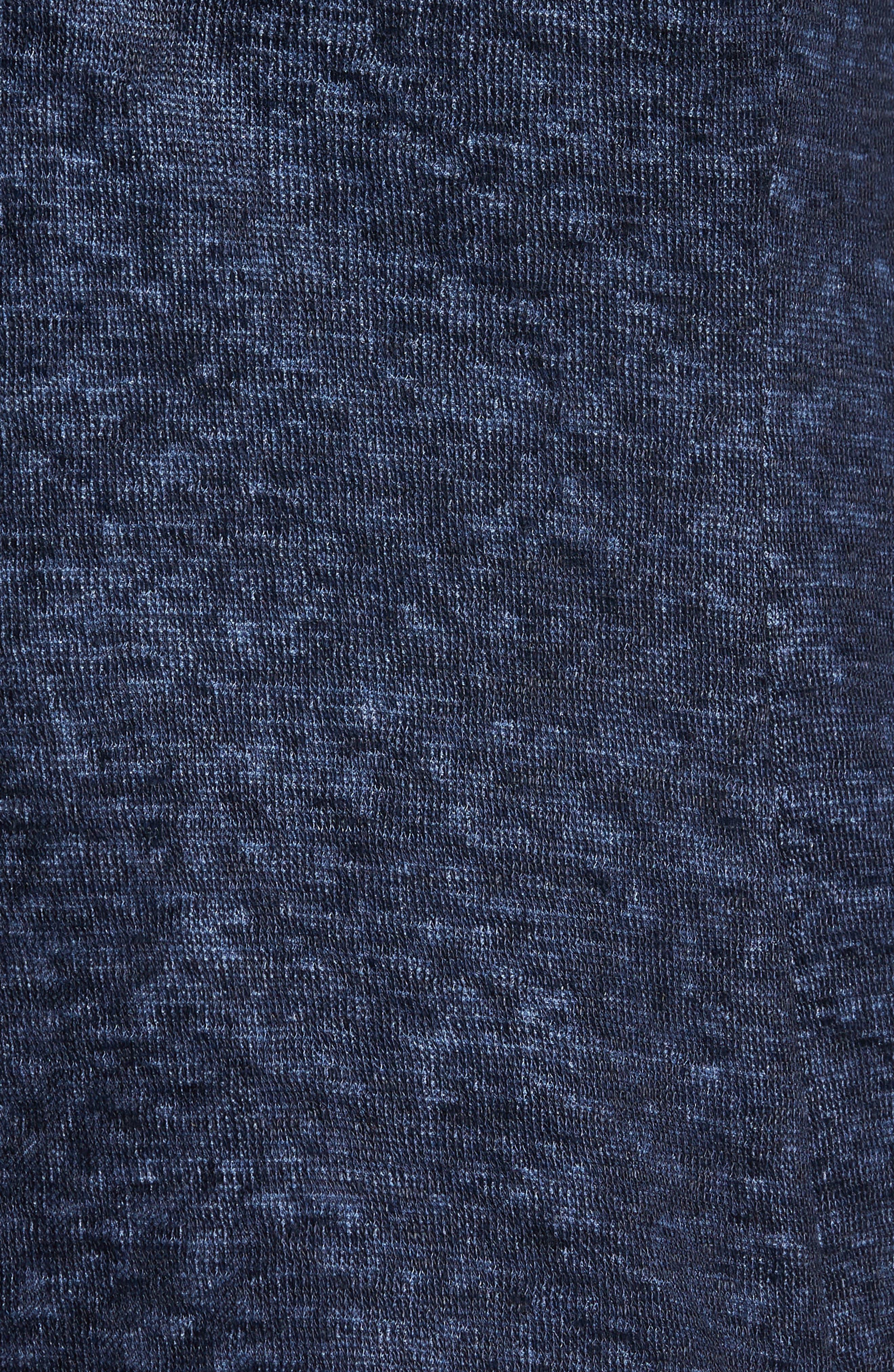 Regular Fit Cotton & Linen Blazer,                             Alternate thumbnail 6, color,                             406
